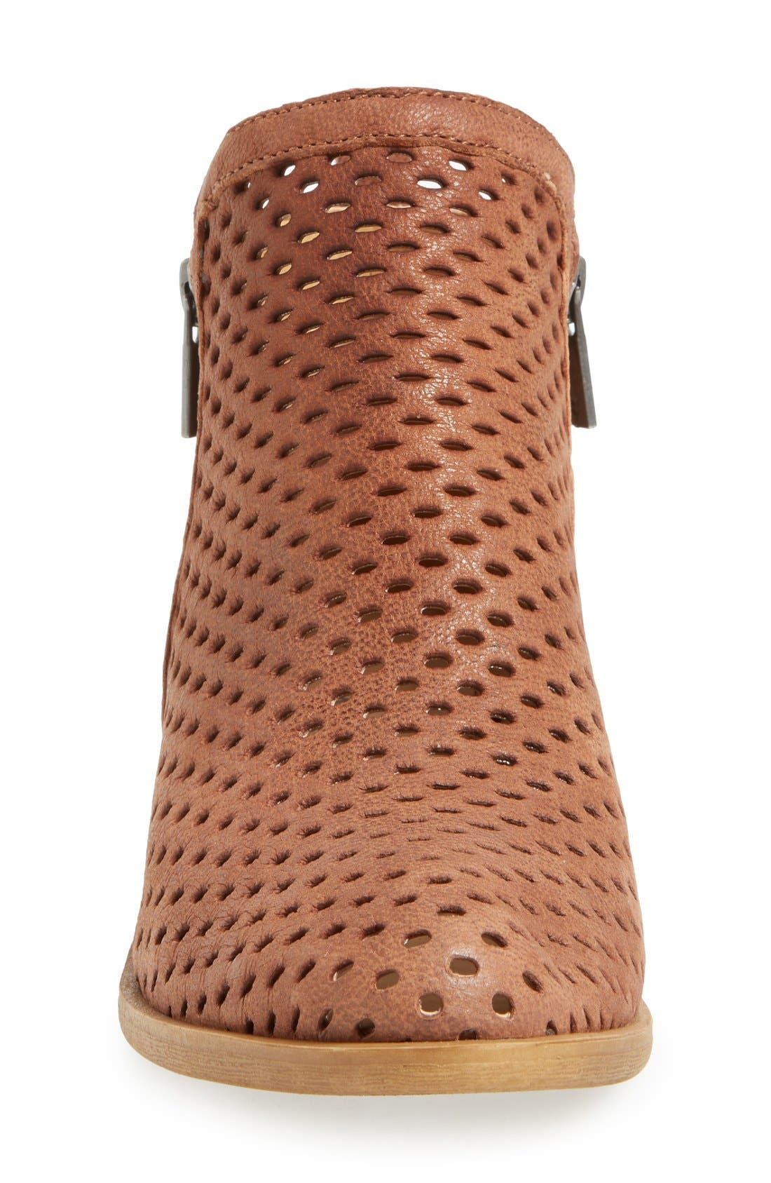 Alternate Image 3  - Lucky Brand Basel Perforated Bootie (Women)