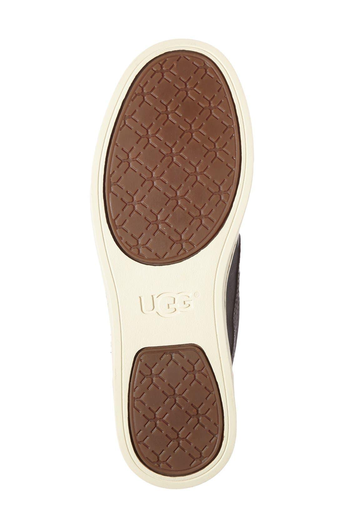 Alternate Image 4  - UGG® Fierce Sneaker (Women)