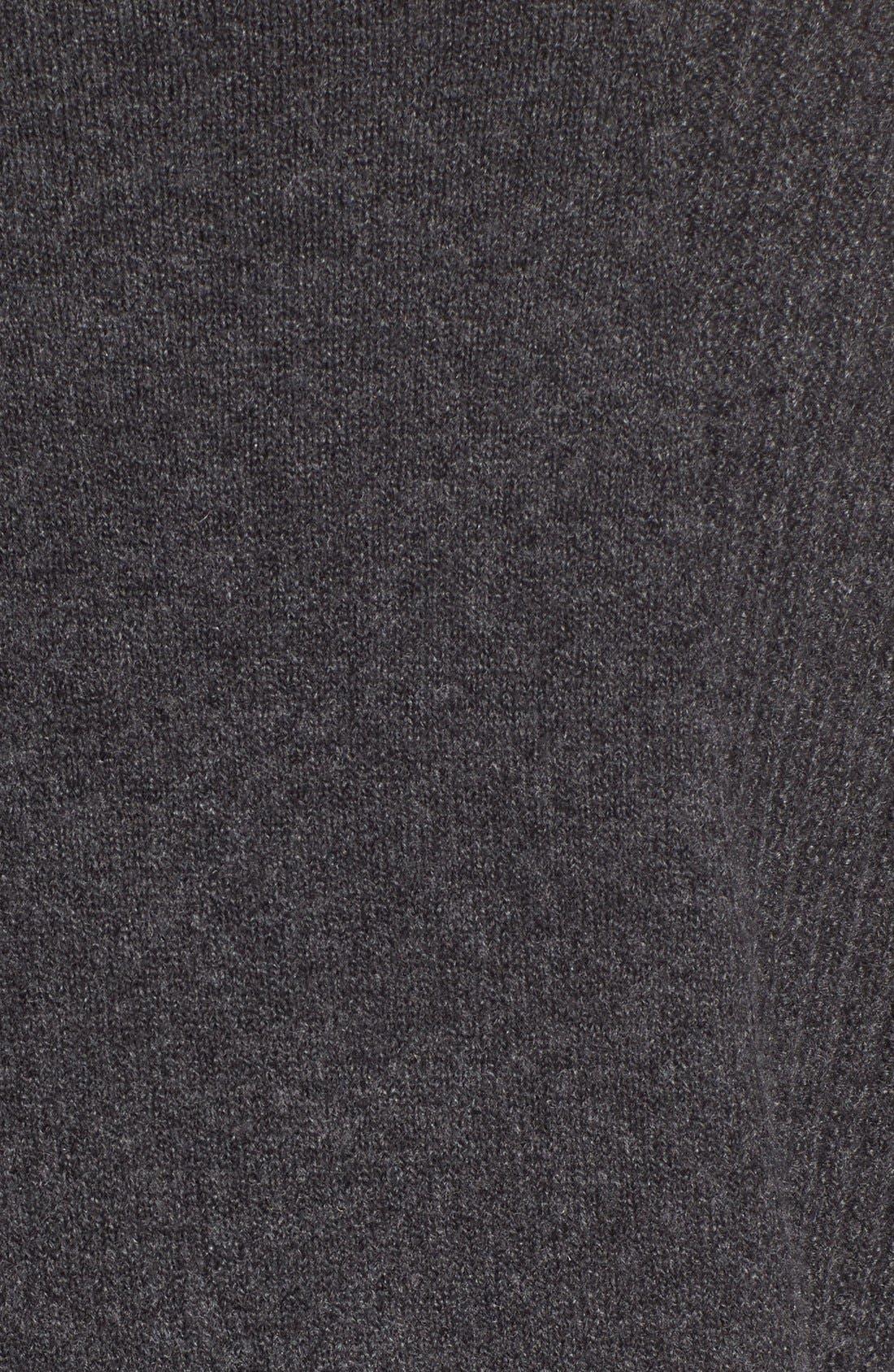 Alternate Image 5  - Caslon® Cozy Rib Detail Relaxed Turtleneck (Regular & Petite)