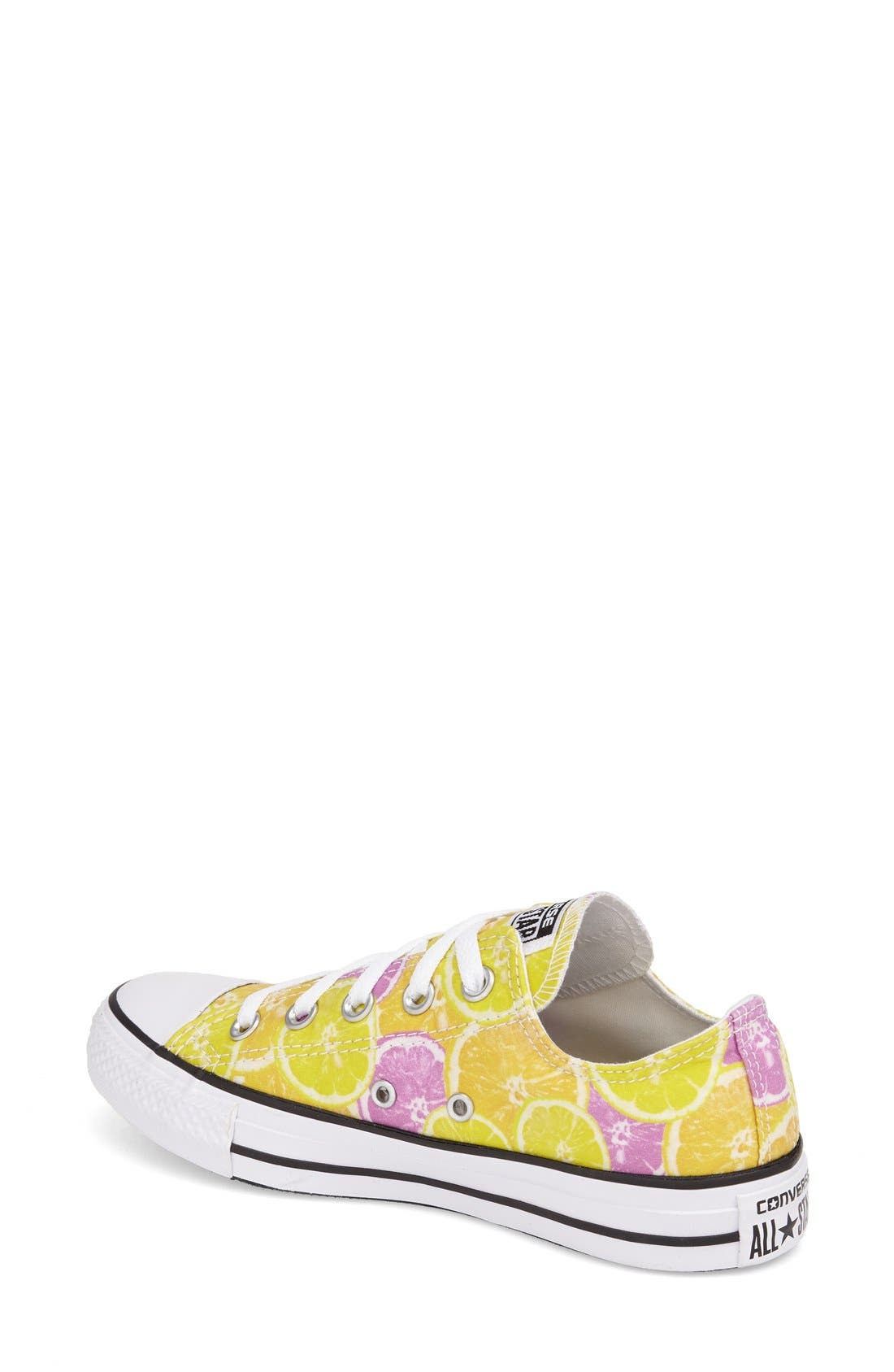 Alternate Image 2  - Converse Chuck Taylor® All Star® 'Fruit - Ox' Sneaker (Women)