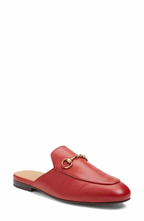 60541b880354 Gucci Princetown Loafer Mule (Women)
