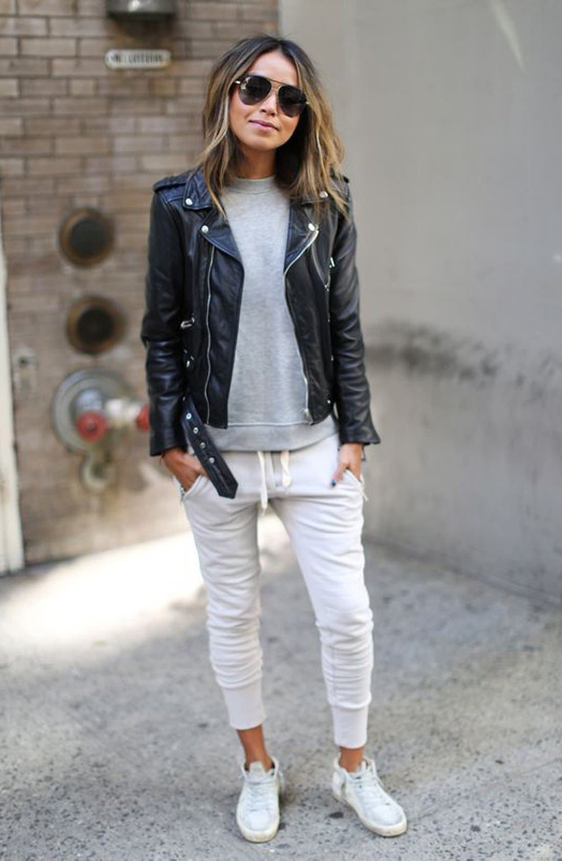 Alternate Image 2  - Sincerely Jules 'Lux' Skinny Cotton Jogger Pants