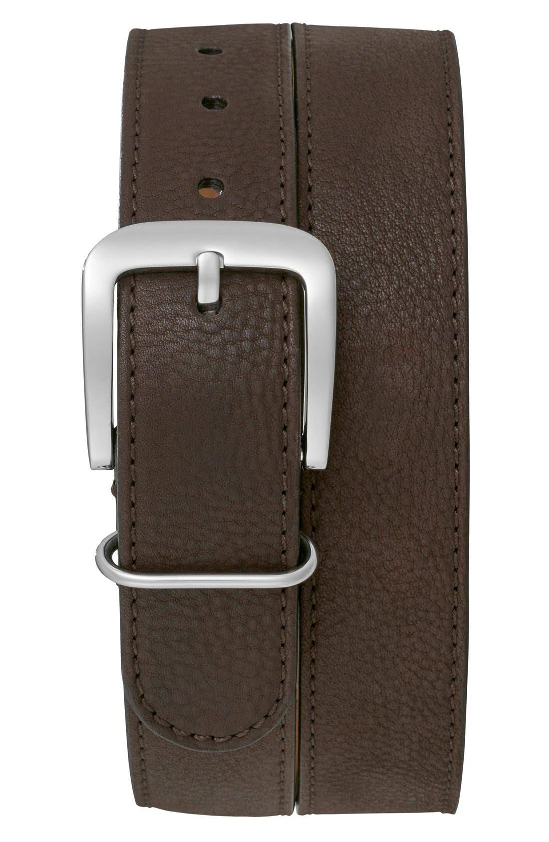 Shinola G10 Leather Belt