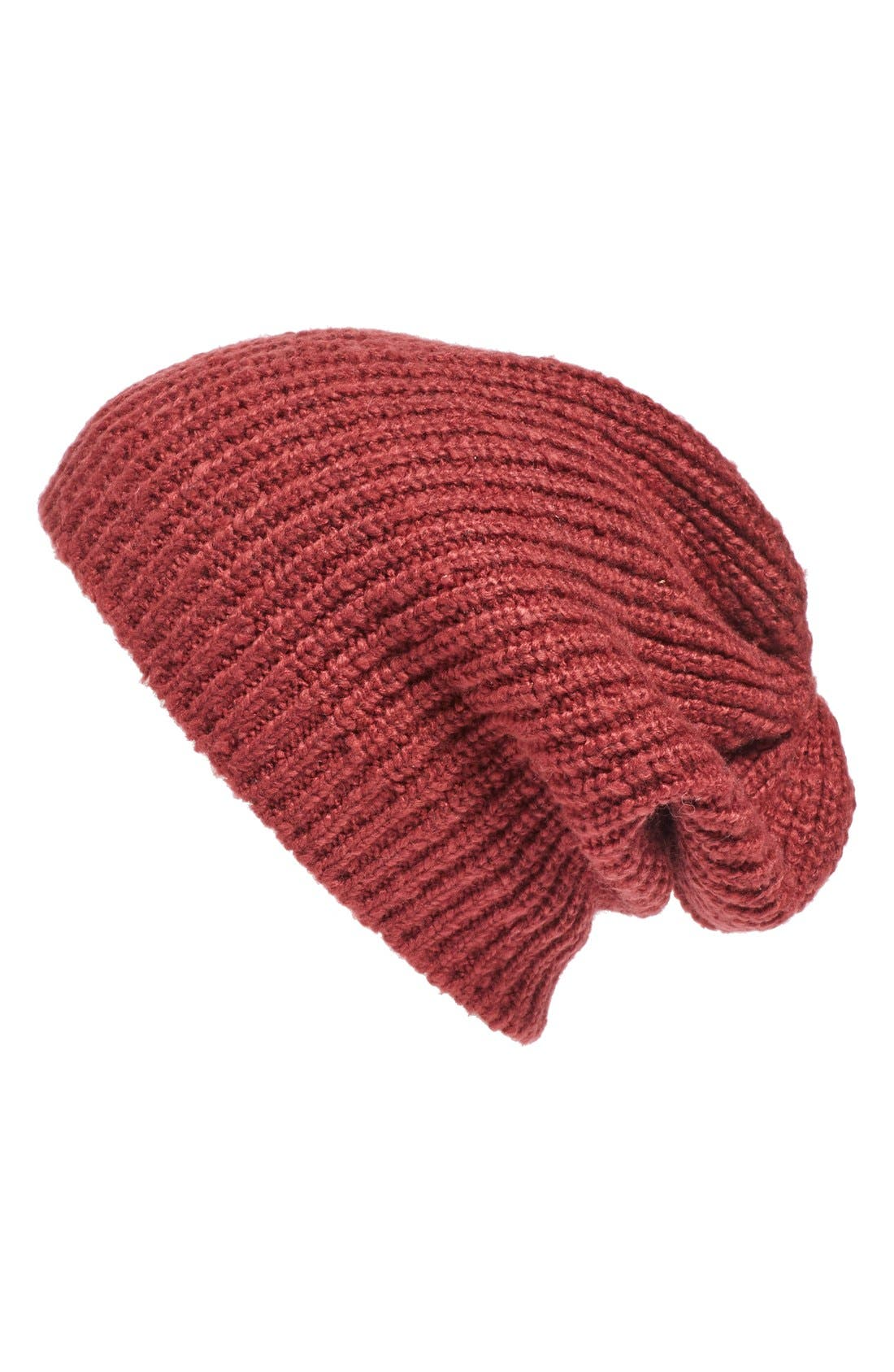 Main Image - Caslon® 'Coordin' Knit Beanie