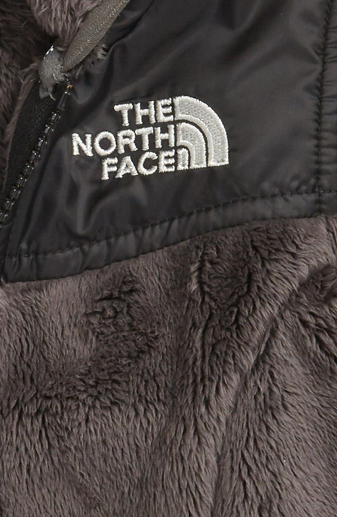 Alternate Image 2  - The North Face 'Oso' Fleece Hoodie (Baby)