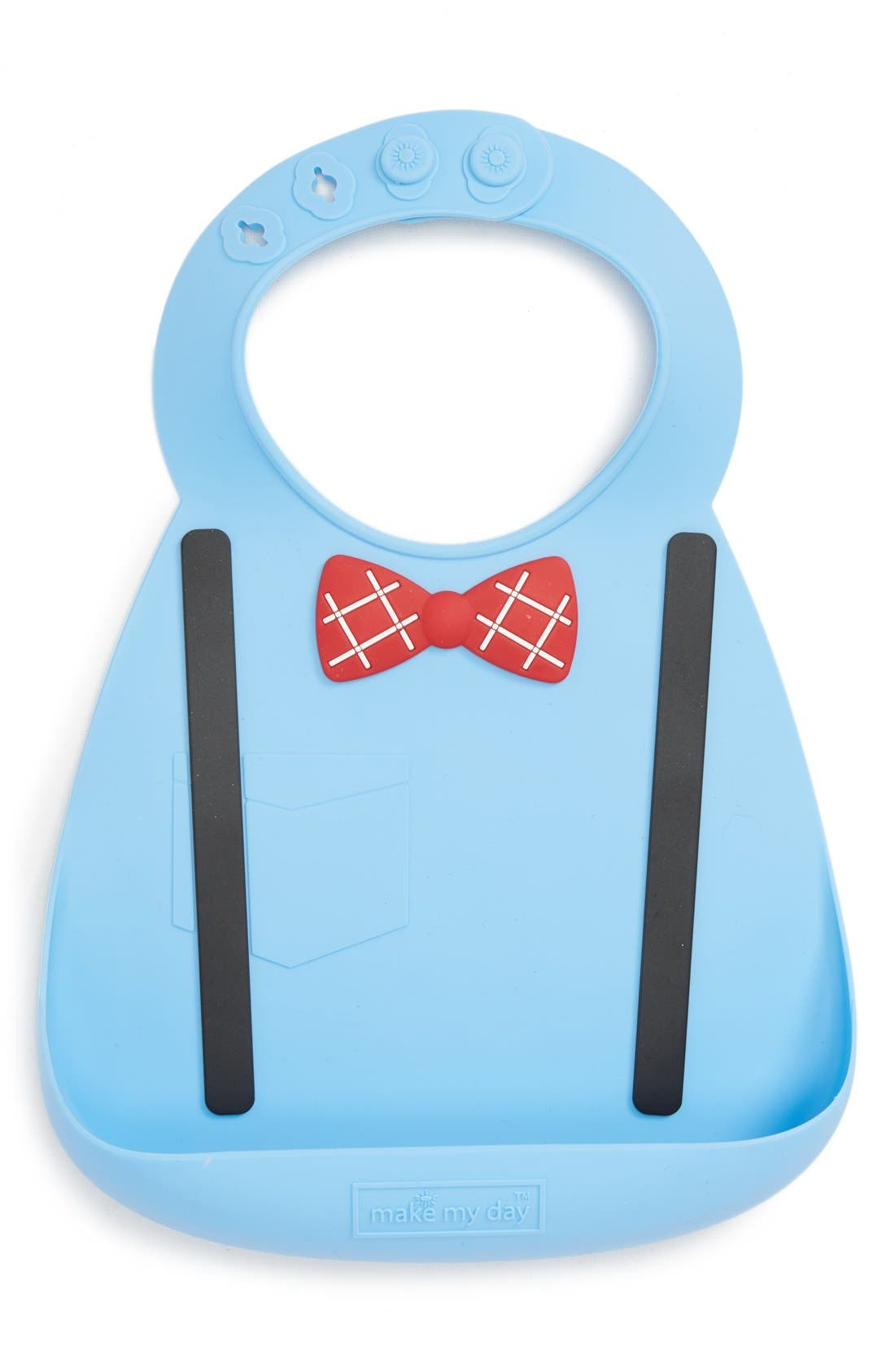 make my day 'Little Genius' Bib