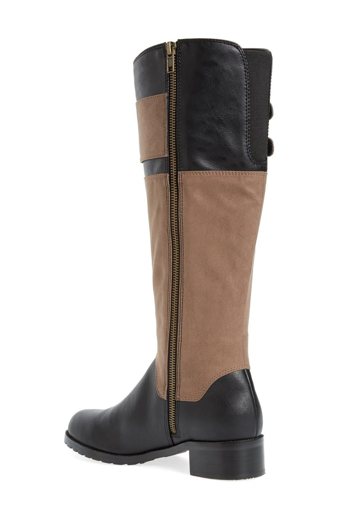 Alternate Image 2  - Bella Vita 'Adriann II' Riding Boot (Women)