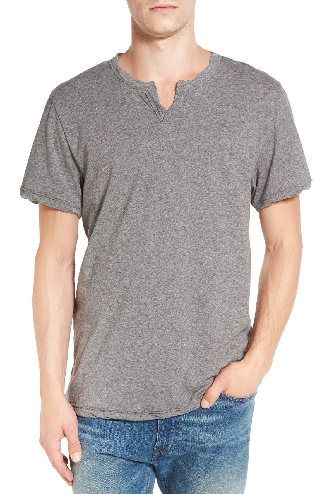 Alternative Notch Neck T-Shirt