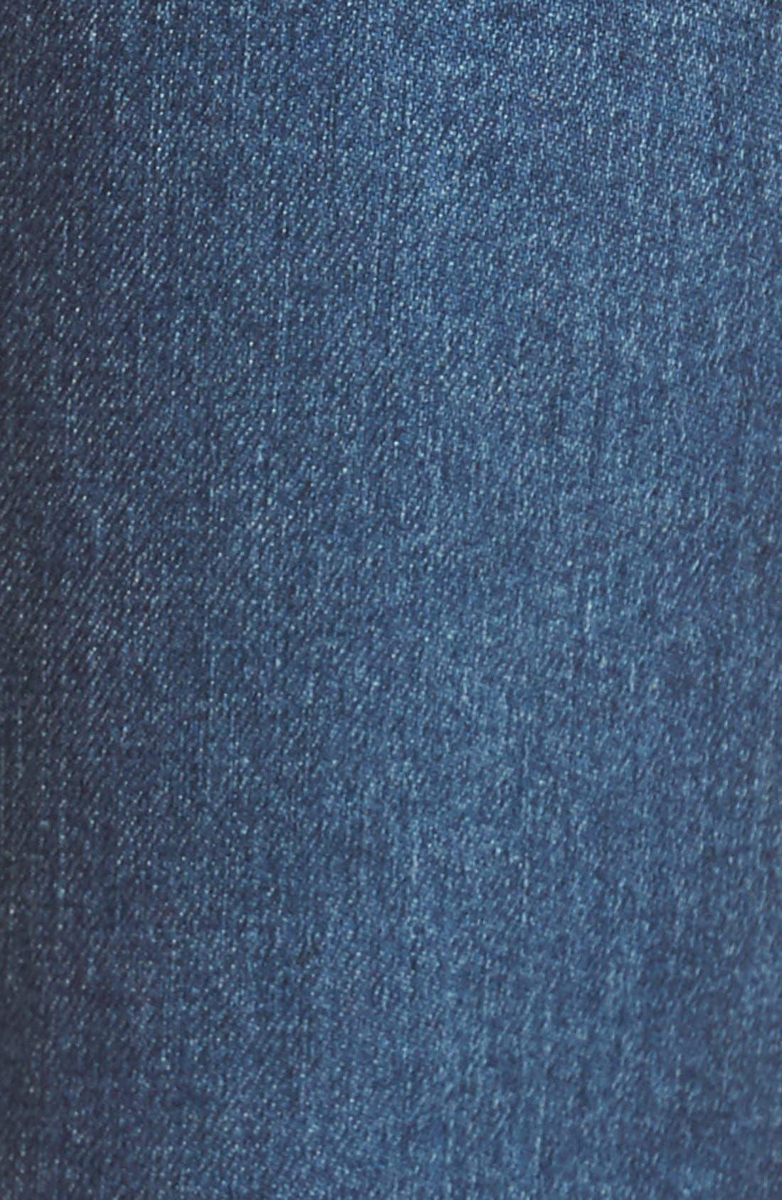 Alternate Image 6  - BP. Mid Rise Skinny Jeans