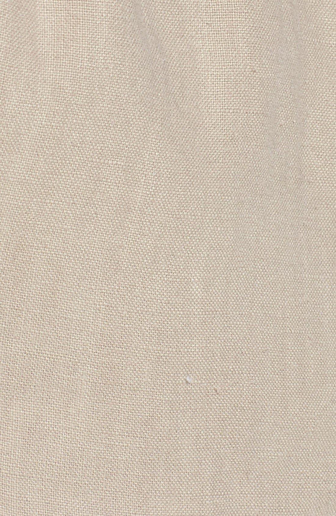 Vilbrequin Linen Cargo Shorts,                             Alternate thumbnail 5, color,                             Jute