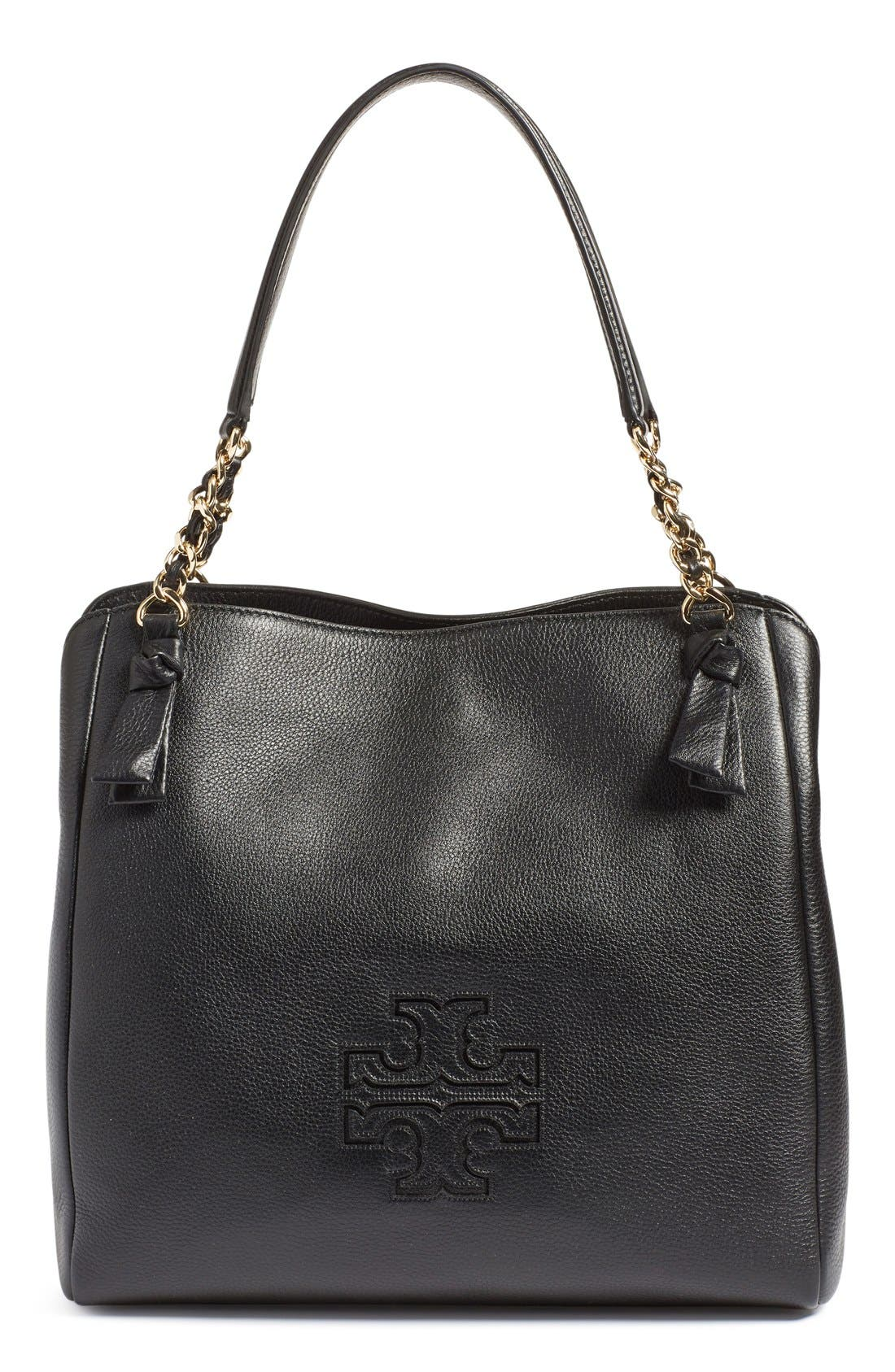 Tory Burch Harper Leather Tote Nordstrom