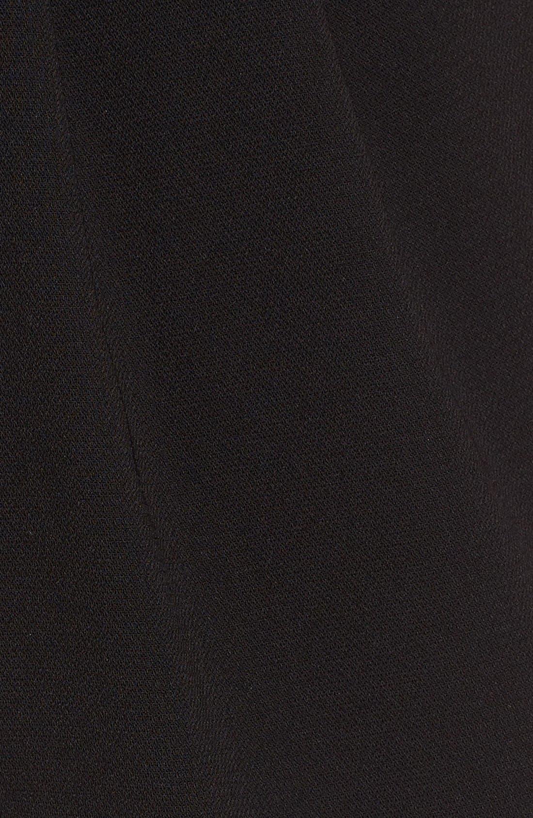 Alternate Image 6  - Lush Tie Waist Woven Pants