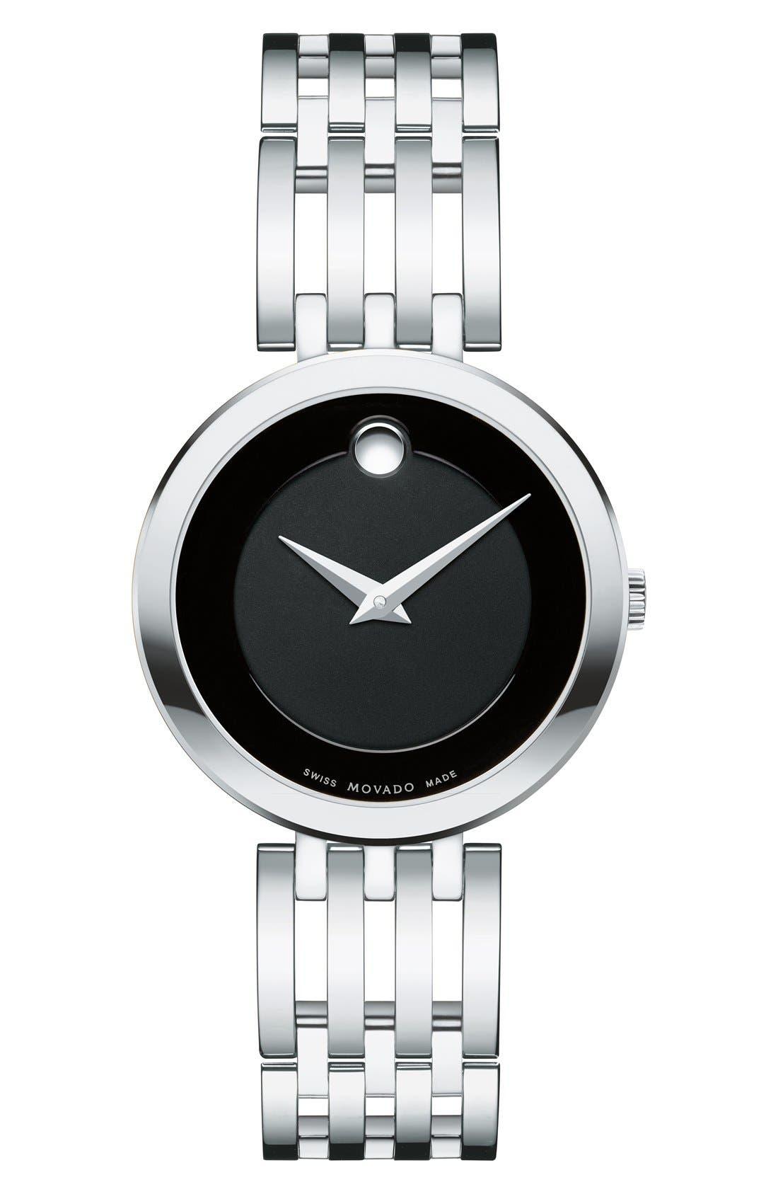 MOVADO Esperanza Bracelet Watch, 28mm