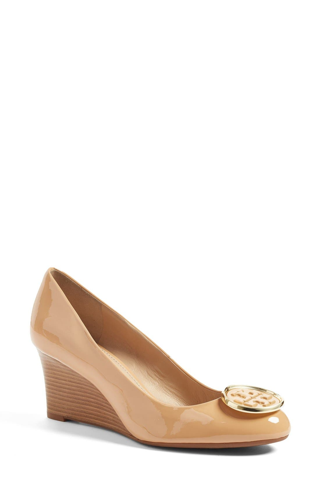 Main Image - Tory Burch Twiggie Wedge Pump (Women)