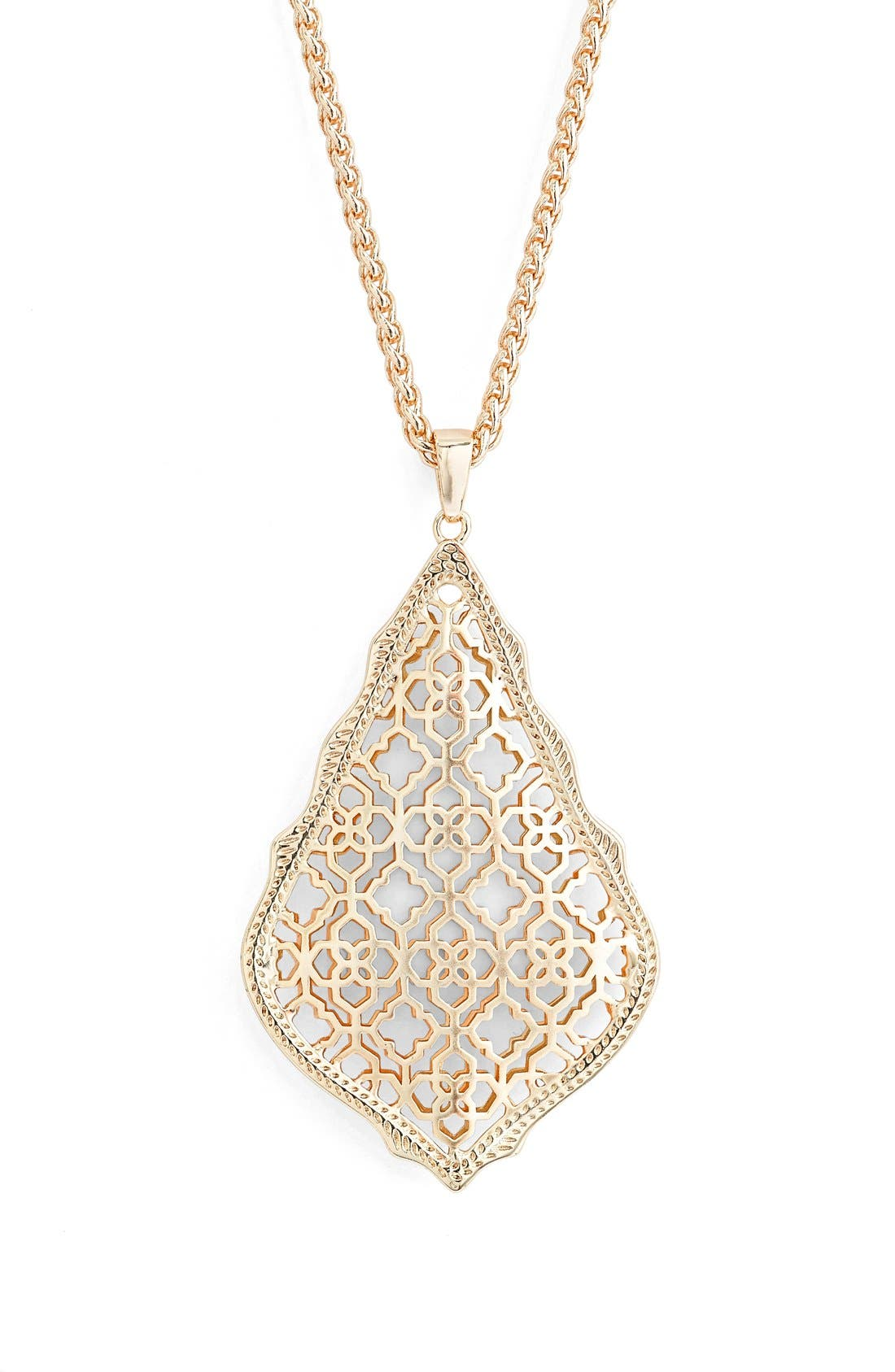 Alternate Image 2  - Kendra Scott 'Aiden' Pendant Necklace