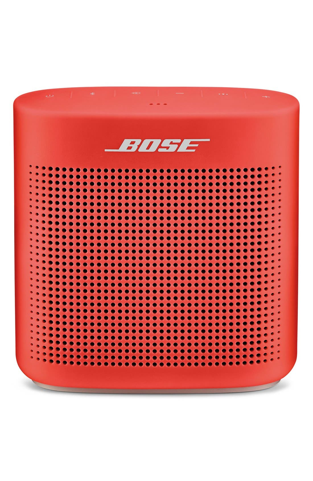 SoundLink<sup>®</sup> Color Bluetooth<sup>®</sup> Speaker II,                             Main thumbnail 1, color,                             Coral Red