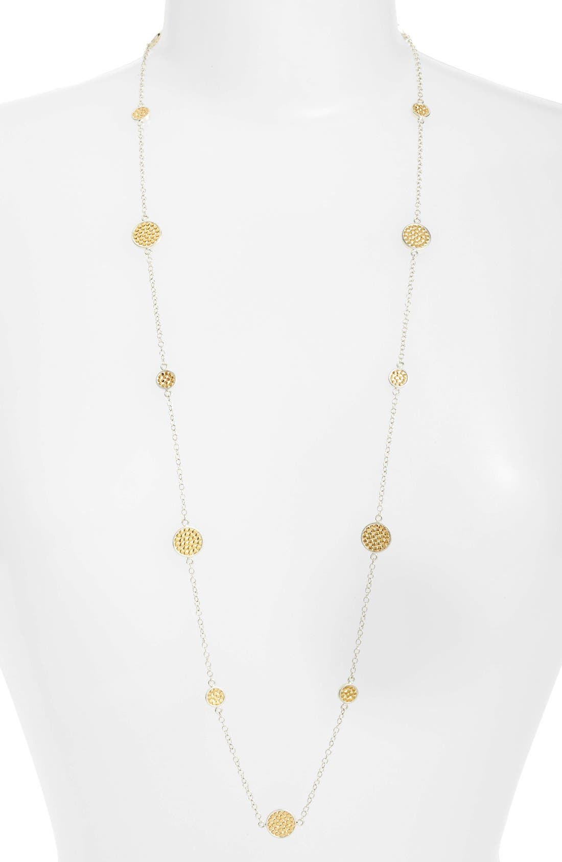 Alternate Image 1 Selected - Anna Beck 'Gili' Long Station Necklace (Nordstrom Exclusive)