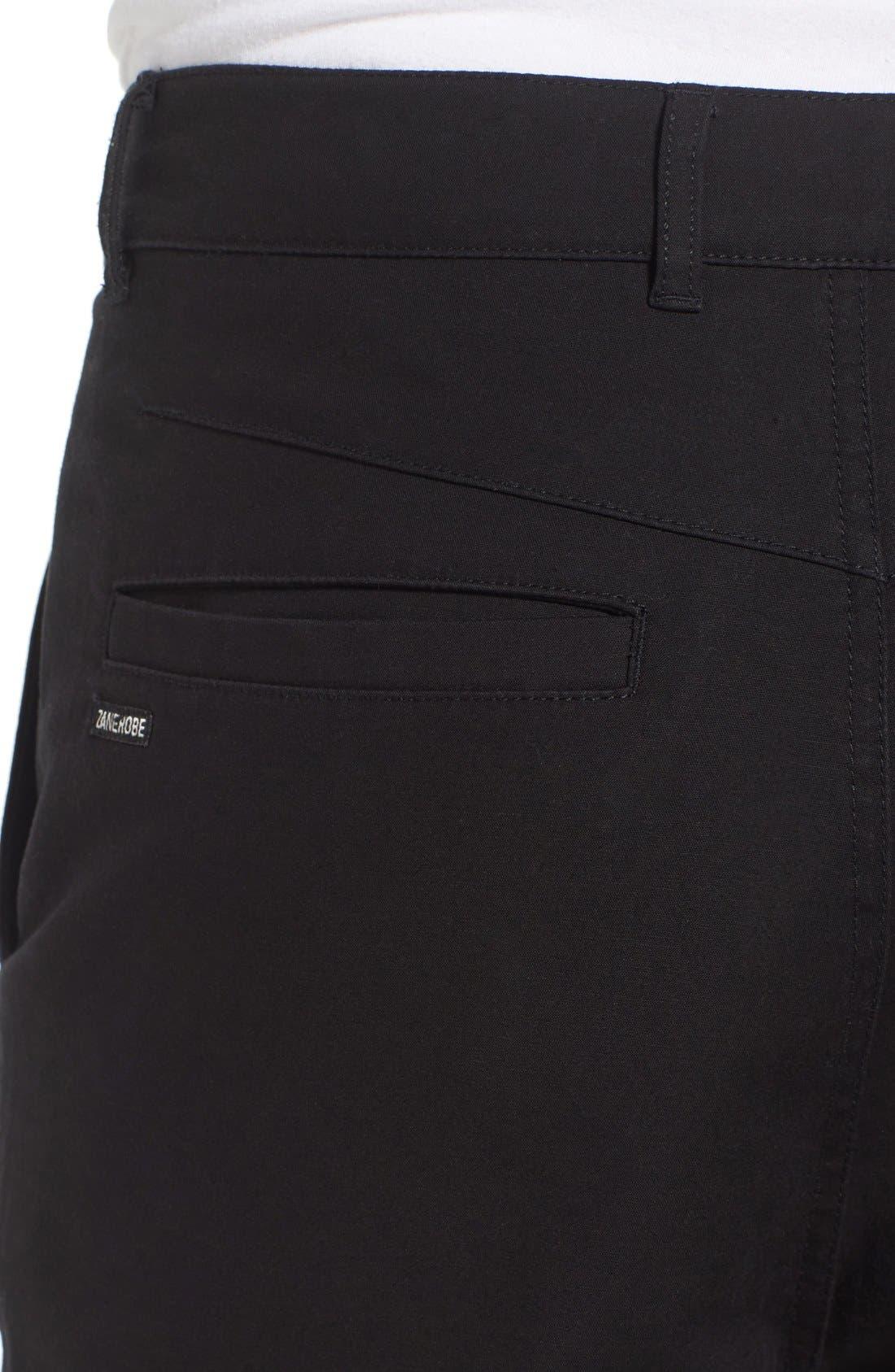 Alternate Image 4  - ZANEROBE 'Cling Ponte' Jogger Pants