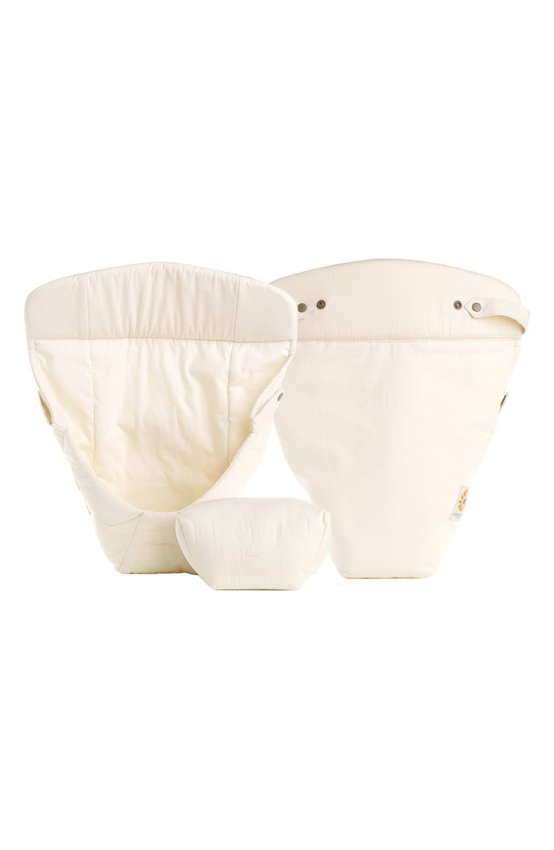 'Easy Snug' Organic Cotton Baby Insert,                         Main,                         color, Natural