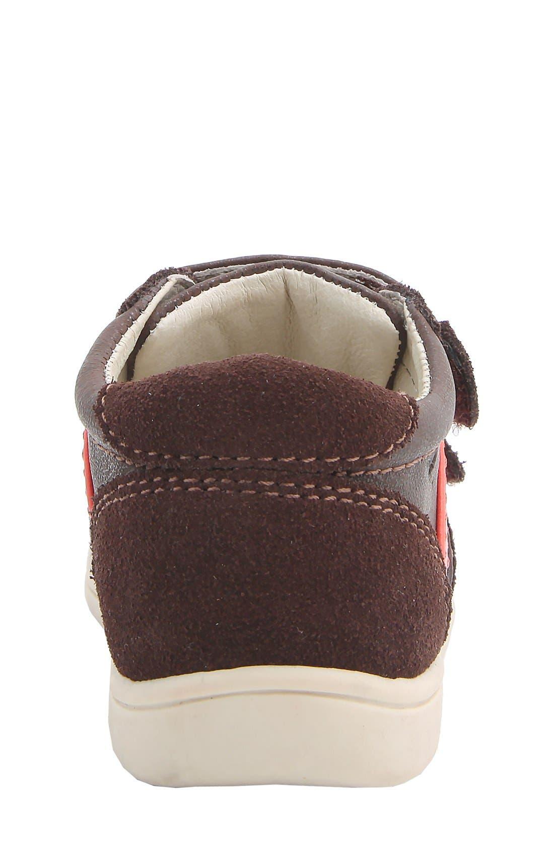 Alternate Image 4  - Nina 'Everest' Sneaker (Baby & Walker)