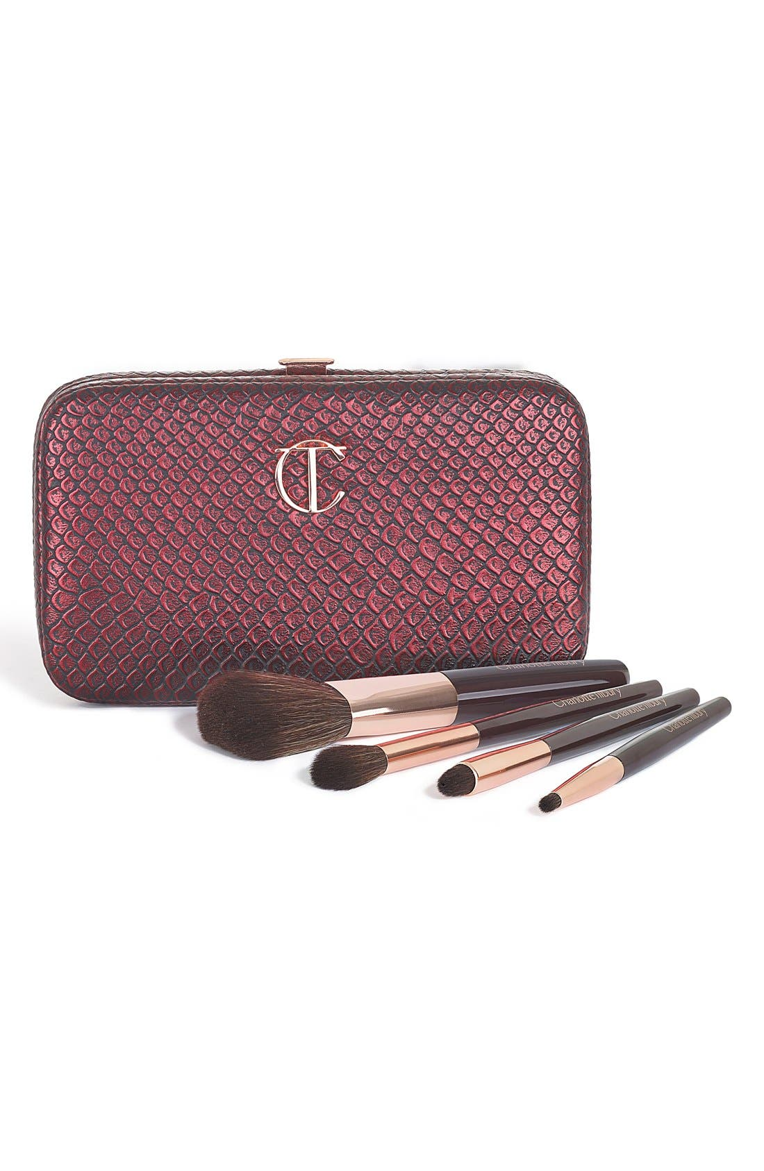 Charlotte Tilbury 'Magical Mini Brush' Set (Limited Edition) ($72 Value)