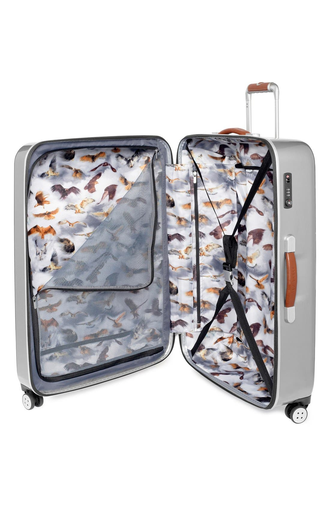 Alternate Image 3  - Ted Baker London Large Four Wheel Suitcase (31 Inch)