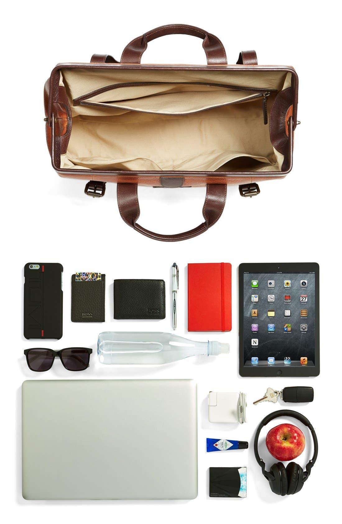 Alternate Image 5  - Trask 'Jackson' Gladstone Bag