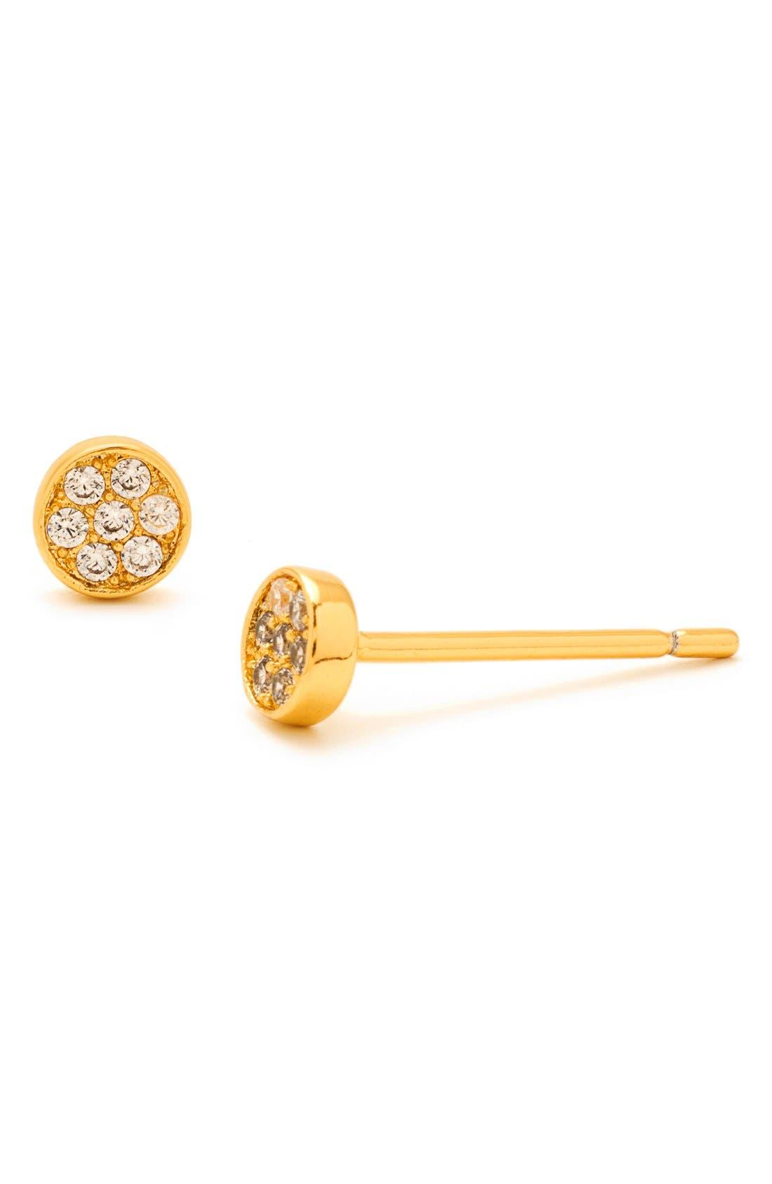 GORJANA Pristine Cubic Zirconia Stud Earrings