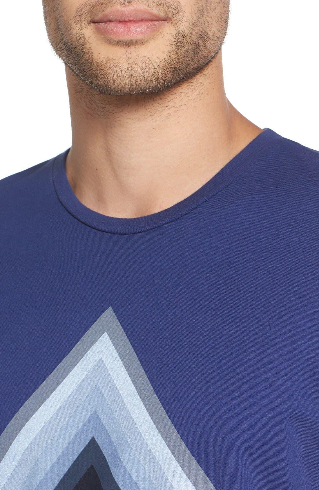 Alternate Image 4  - Altru 'Polaroid' T-Shirt