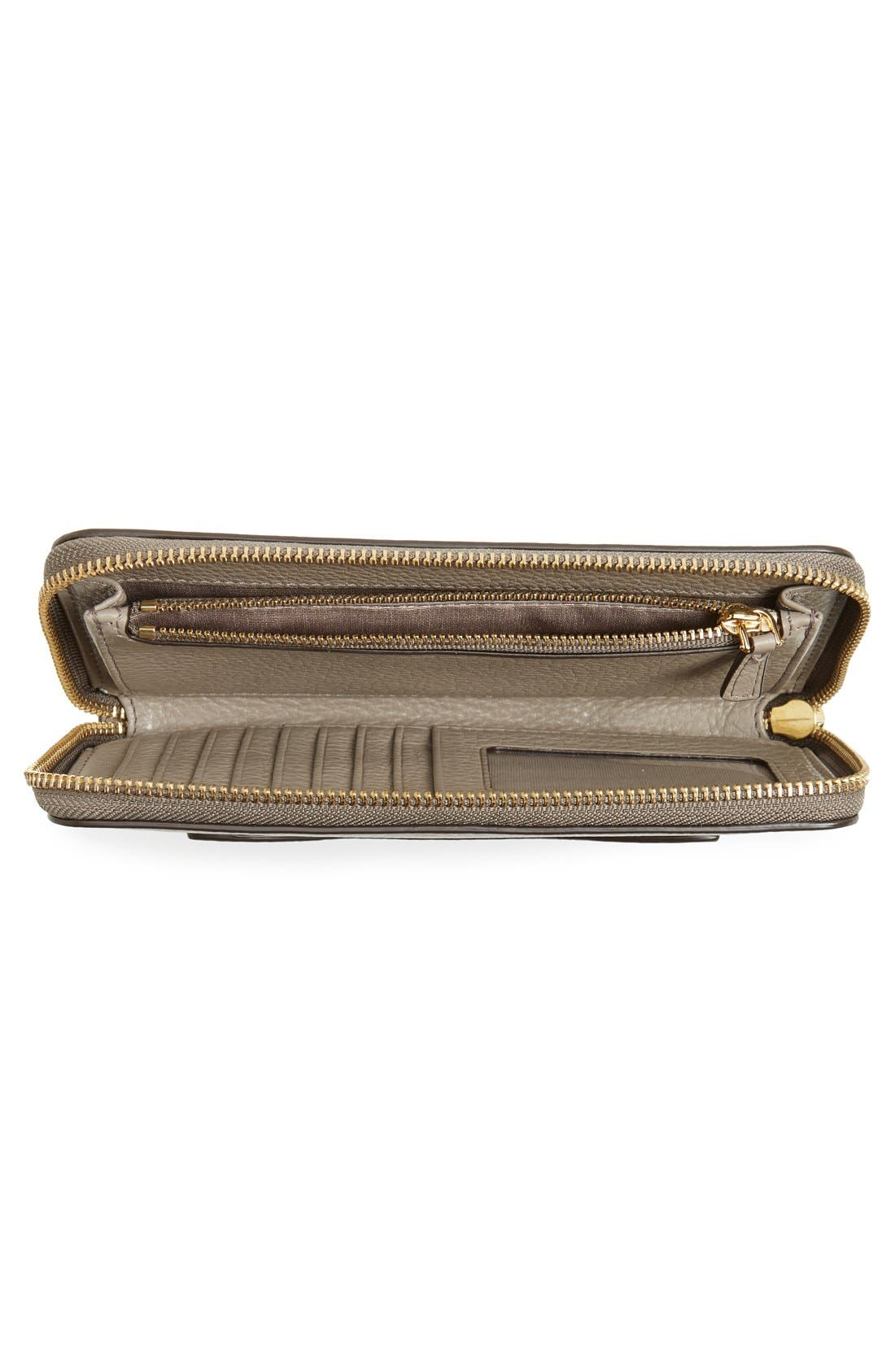 Alternate Image 2  - MARC JACOBS 'Recruit Vertical' Leather Wallet