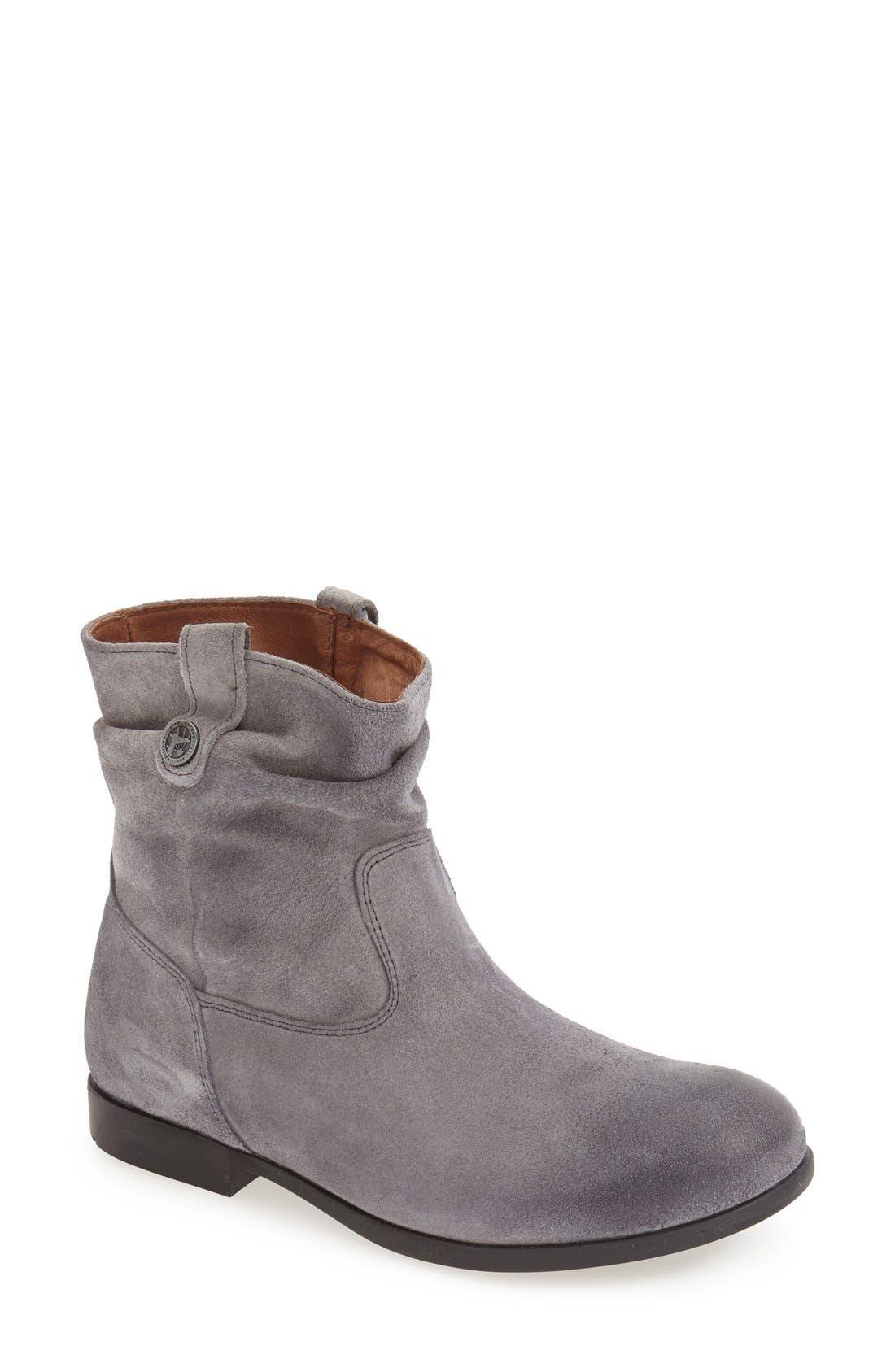 Sarnia Boot       Main       color       Grey Suede