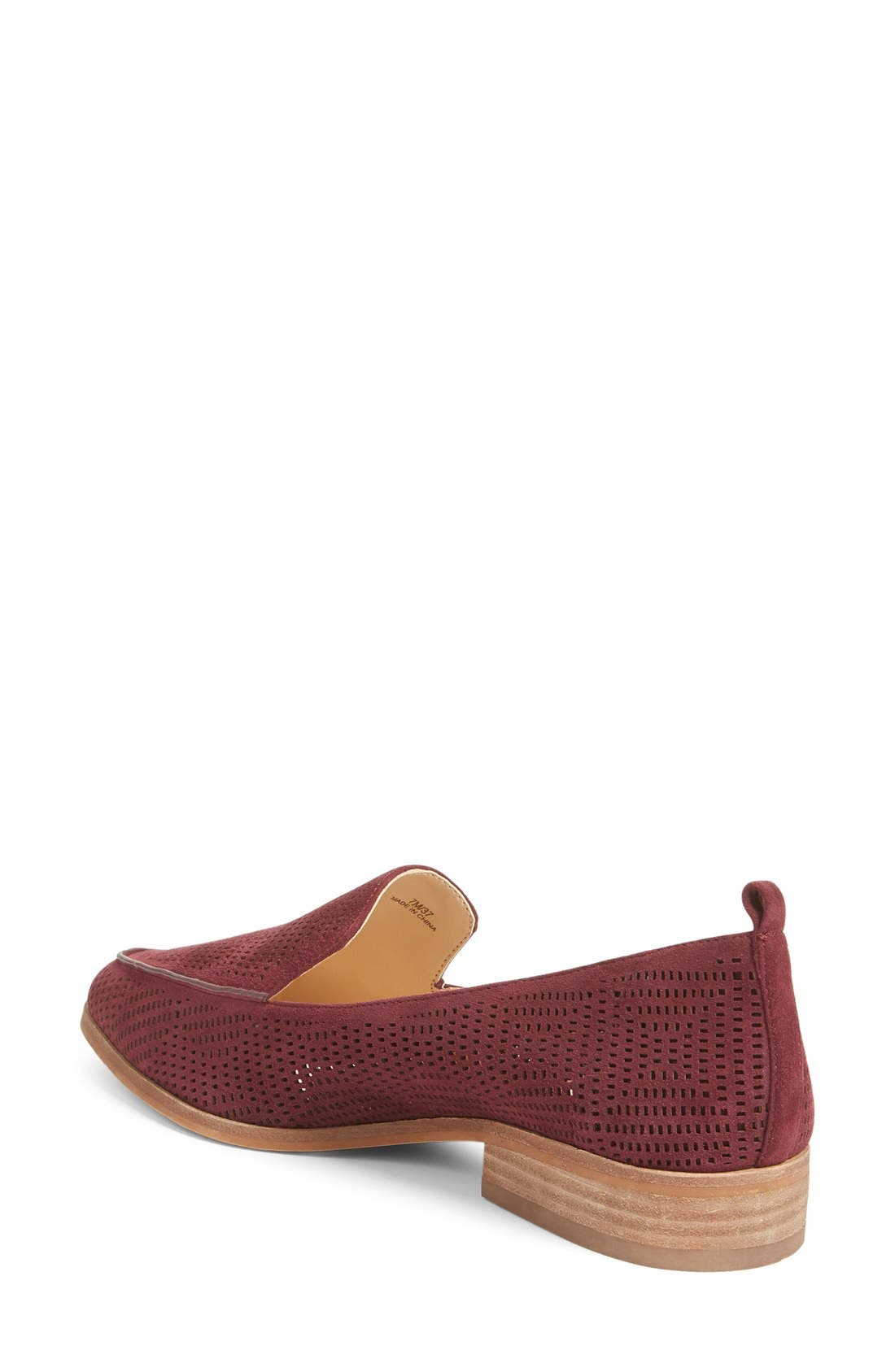 Alternate Image 2  - Vince Camuto 'Kade' Cutout Loafer (Women) (Nordstrom Exclusive)
