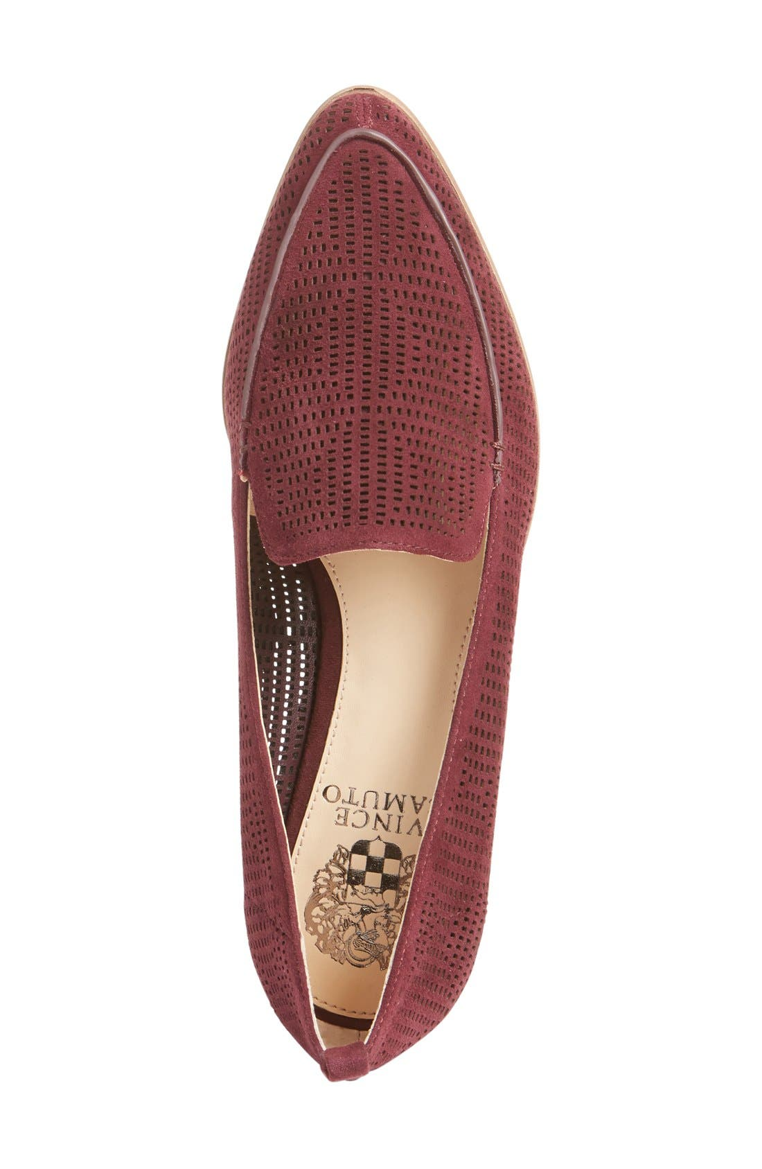 Alternate Image 3  - Vince Camuto 'Kade' Cutout Loafer (Women) (Nordstrom Exclusive)