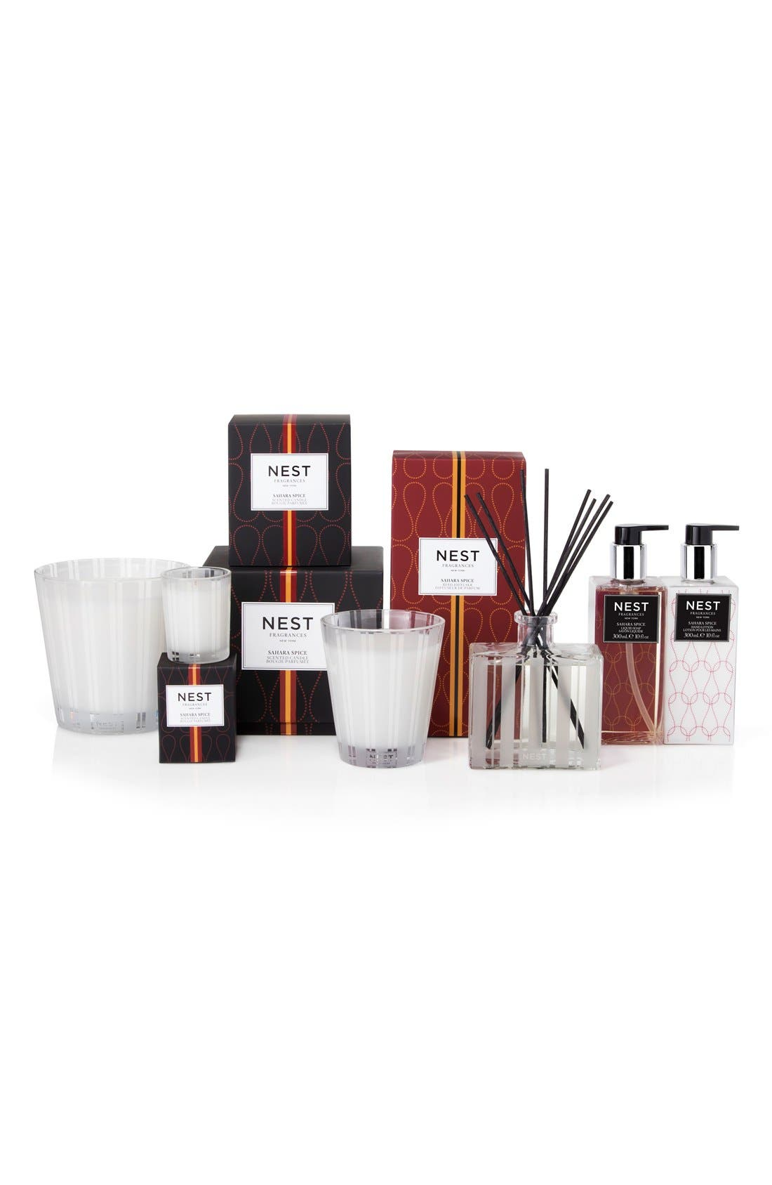 Alternate Image 2  - NEST Fragrances Sahara Spice Classic Candle