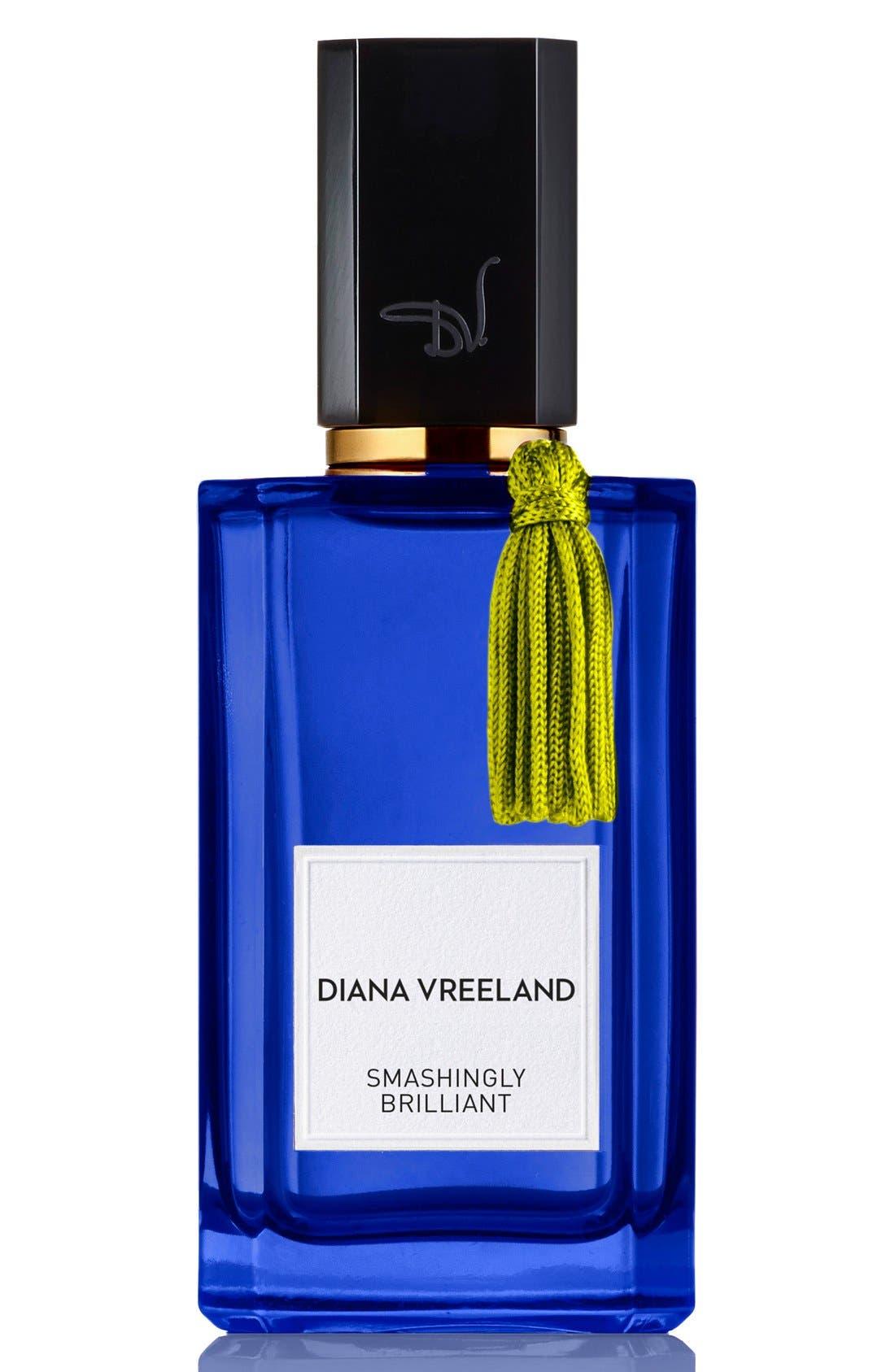 Diana Vreeland 'Smashingly Brilliant' Fragrance