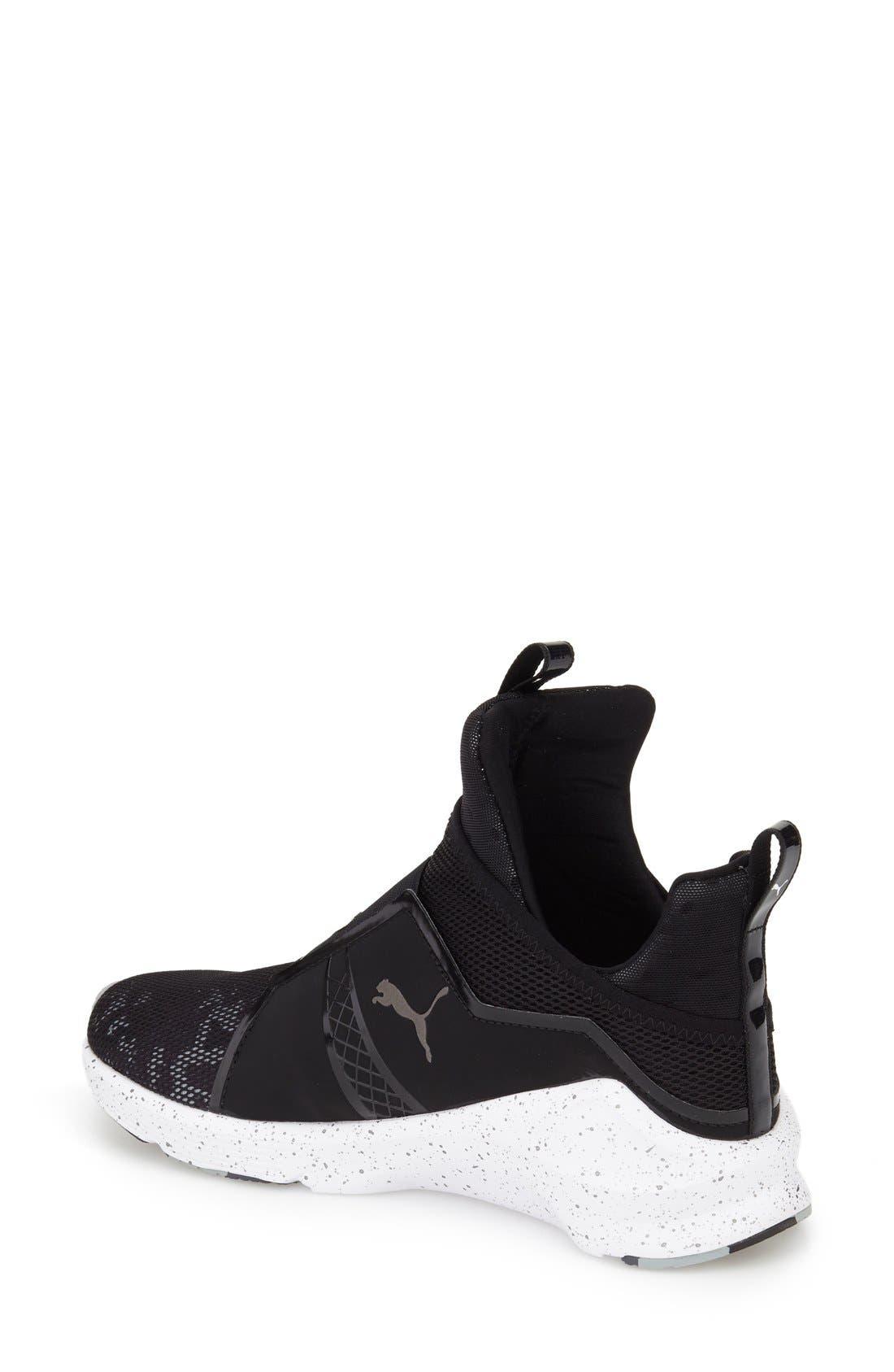 Alternate Image 2  - PUMA 'Fierce Camo' Training Sneaker (Women)