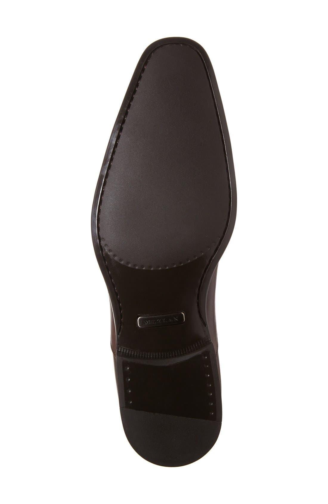 Alternate Image 4  - Mezlan 'Fermo' Cap Toe Perforated Oxford (Men)