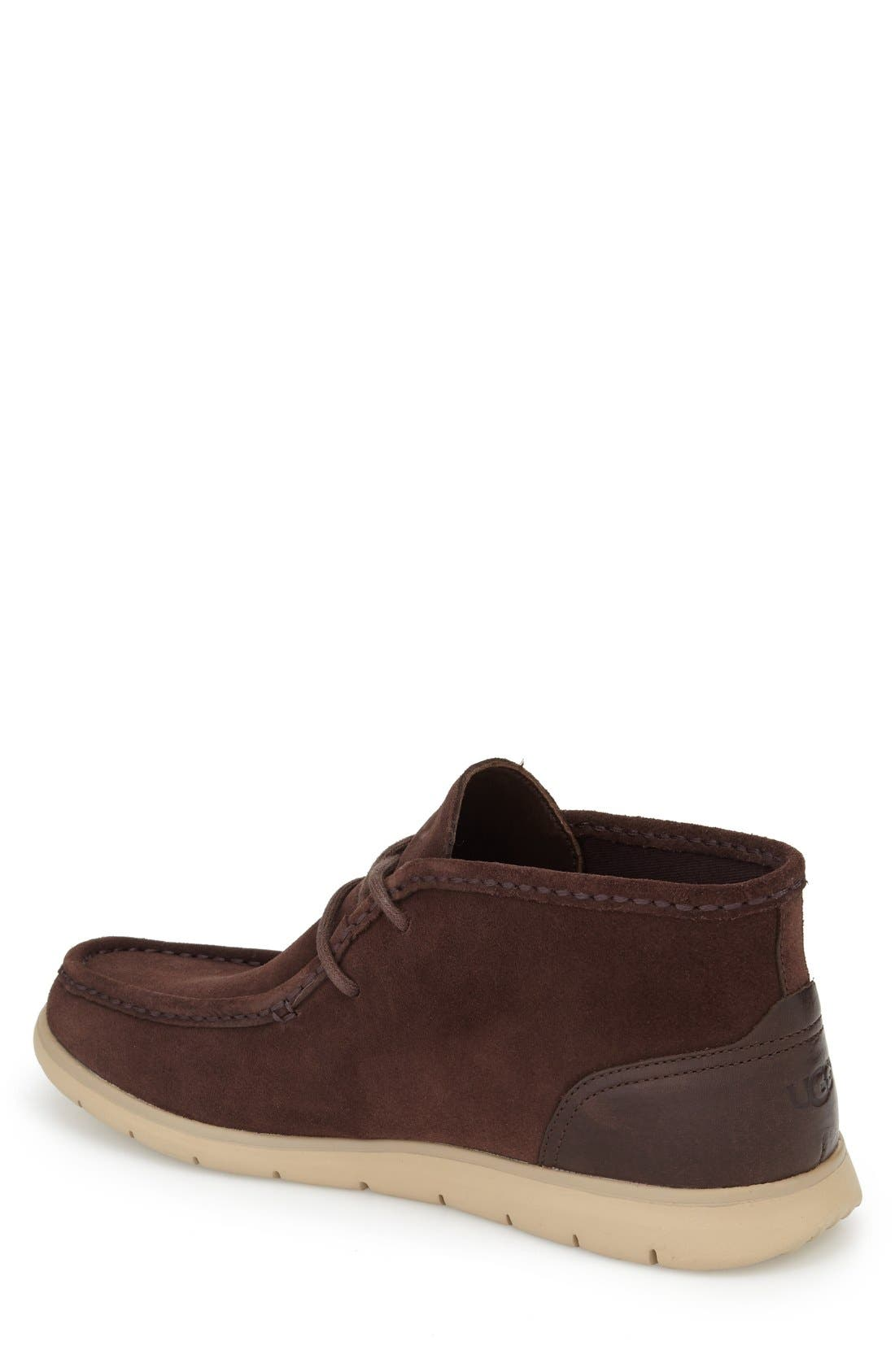 Alternate Image 2  - UGG® 'Hendrickson' Chukka Boot (Men)