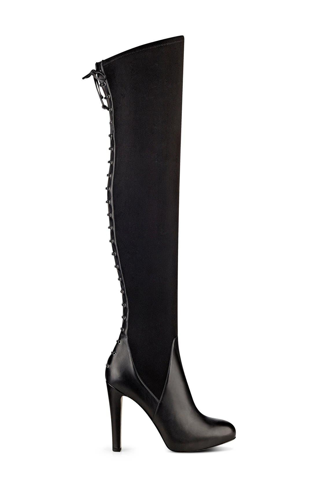 Alternate Image 3  - Nine West 'Brennan' Over the Knee Boot (Women)
