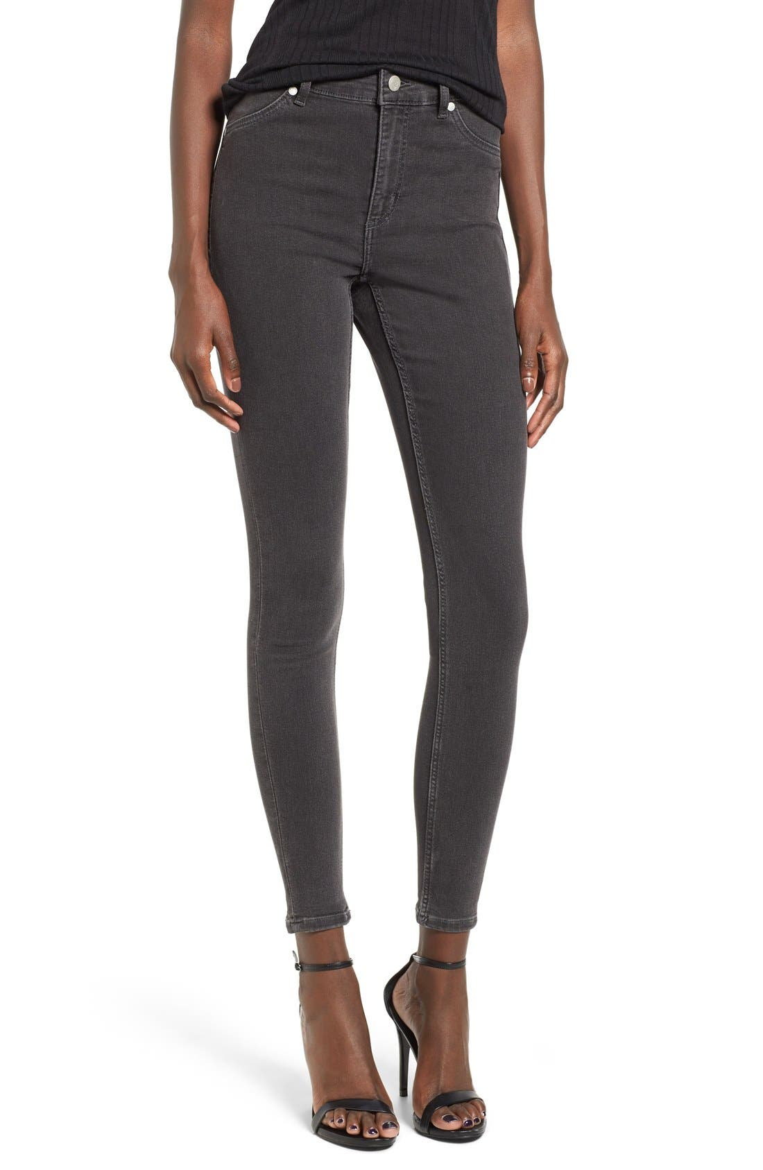 Alternate Image 1 Selected - Cheap Monday High Rise Skinny Jeans