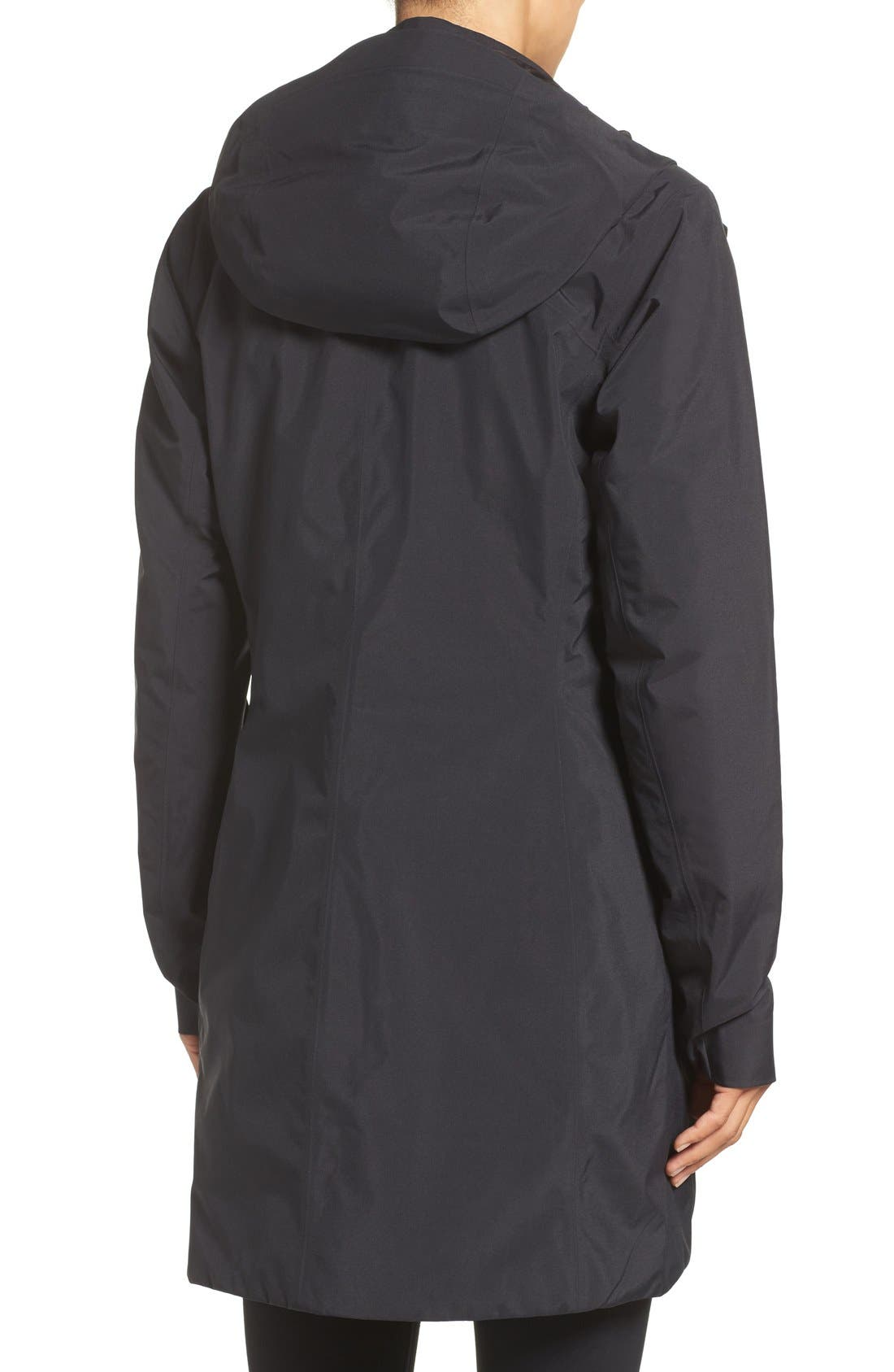 Alternate Image 2  - Arc'teryx Durant Waterproof Hooded Jacket