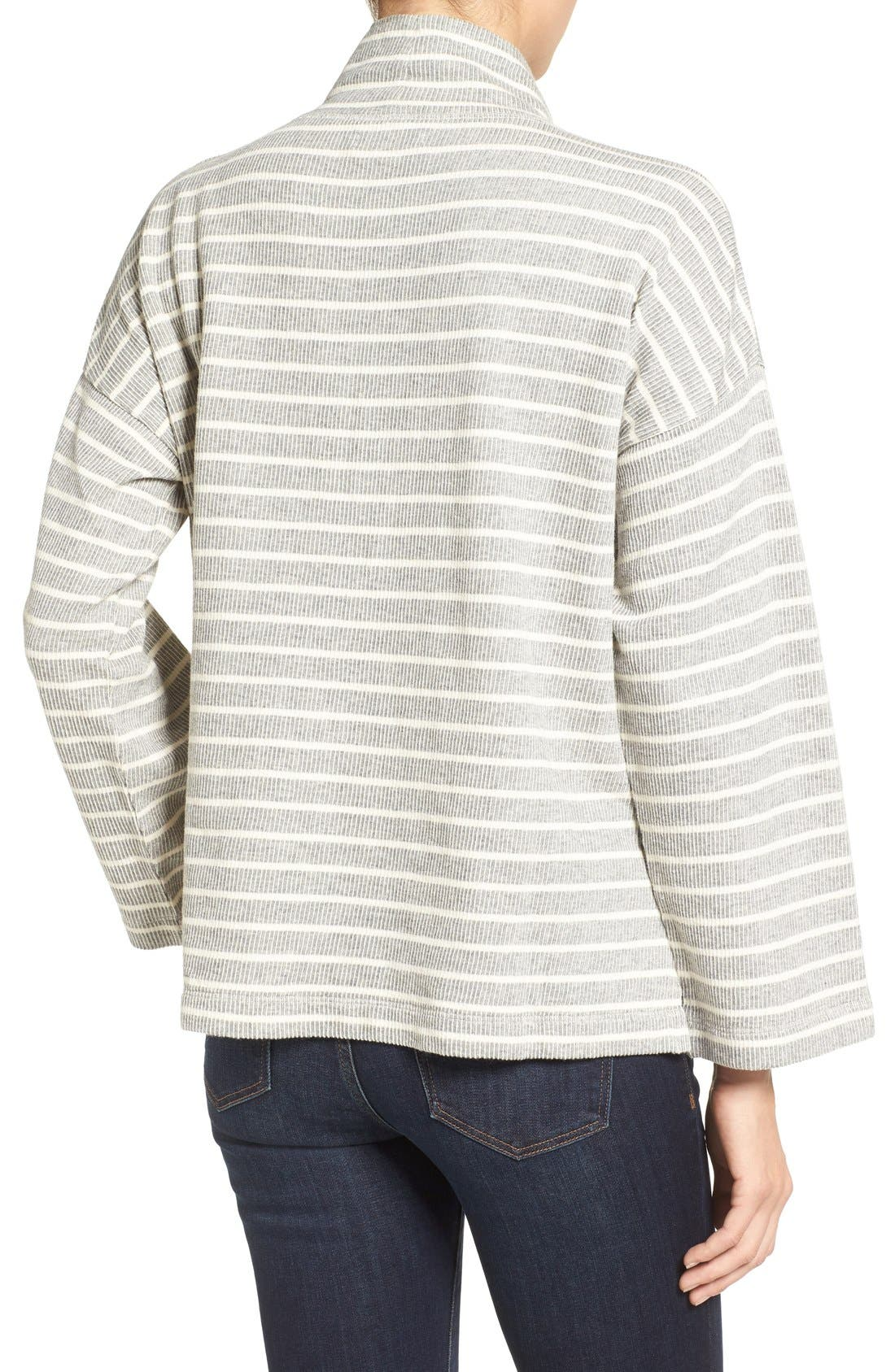 Alternate Image 2  - Madewell Note Funnel Neck Pullover