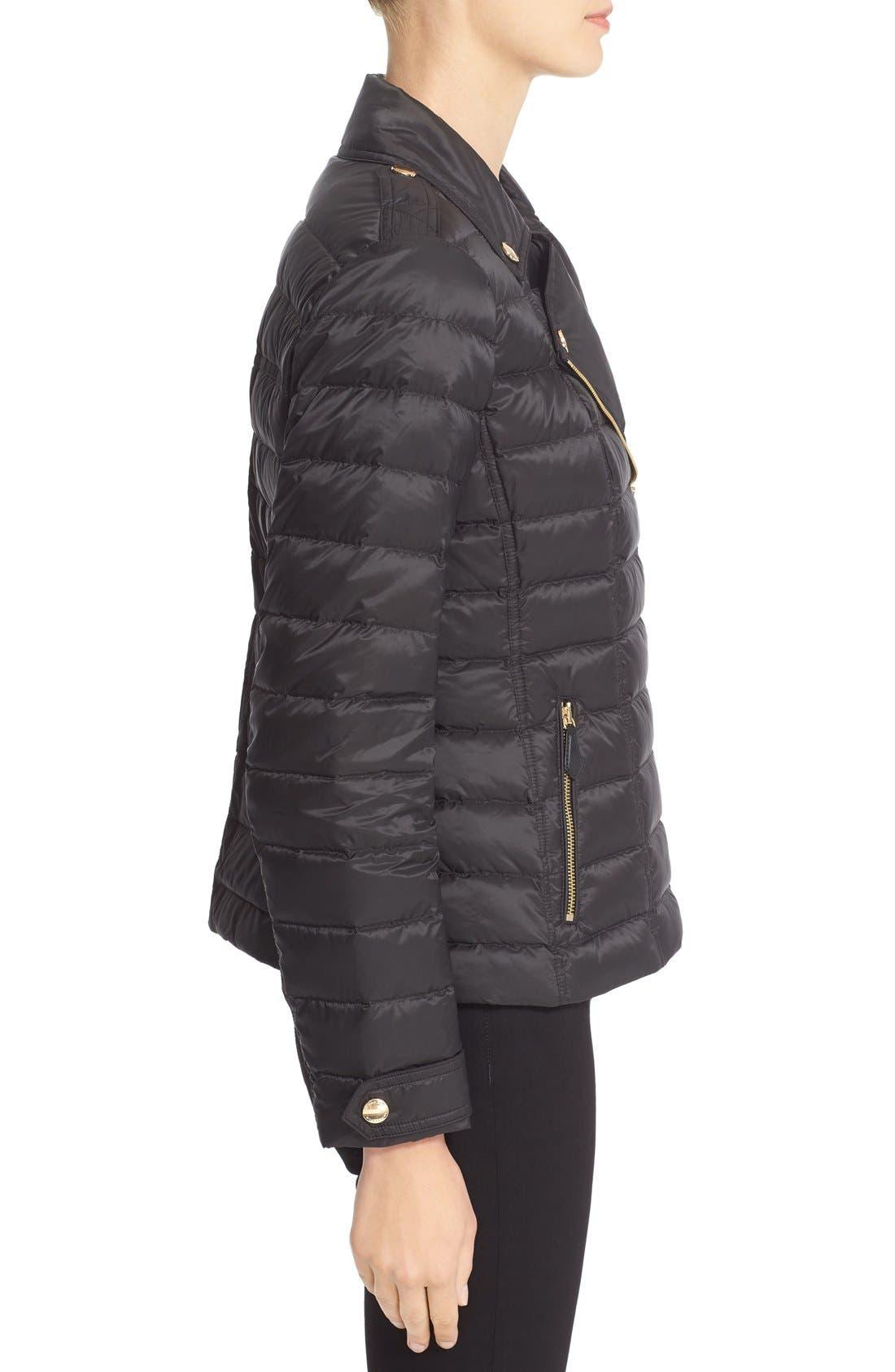 Alternate Image 5  - Burberry 'Deanstead' Down Puffer Coat
