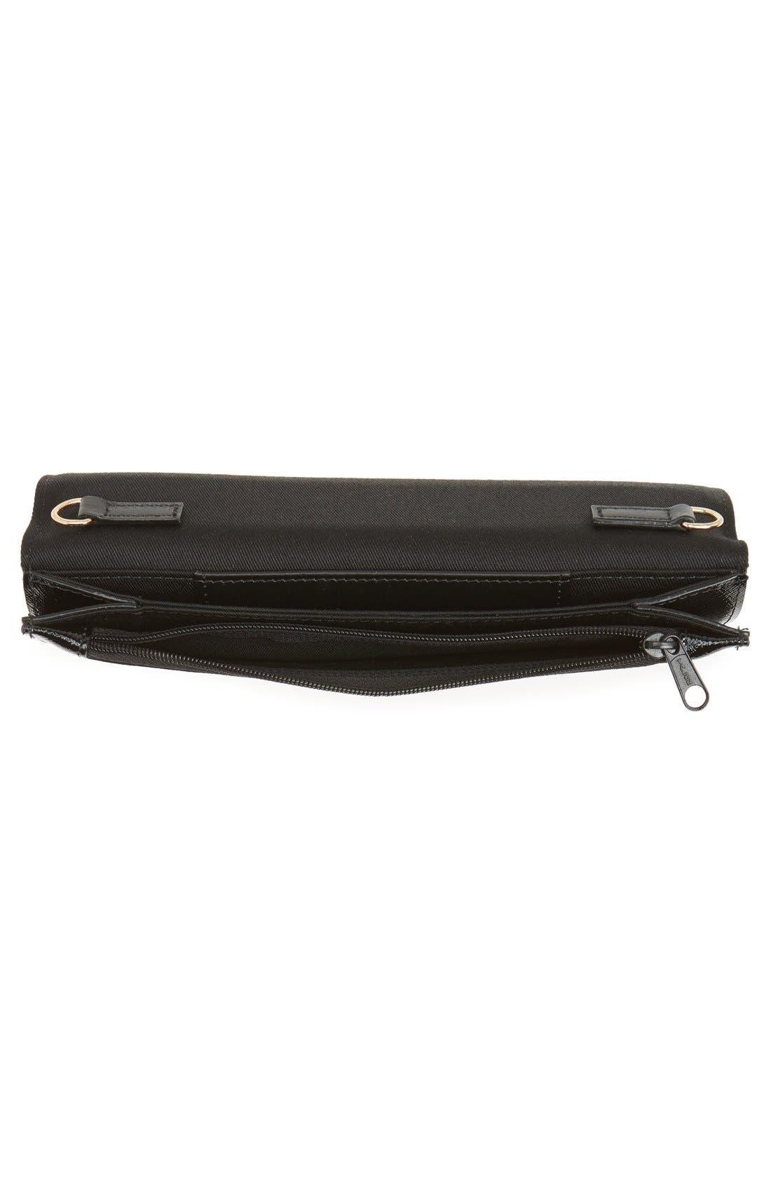 Alternate Image 3  - Halogen® 'Eve' Leather Crossbody Bag