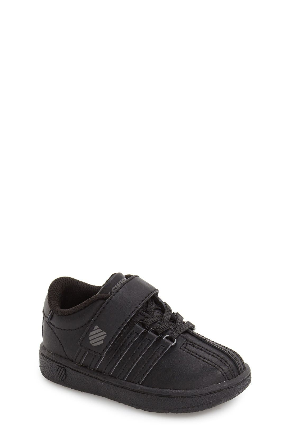 K-Swiss 'Classic' Sneaker (Baby, Walker & Toddler)