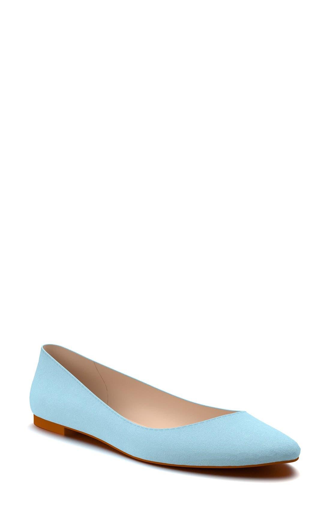 Main Image - Shoes of Prey Ballet Flat (Women)