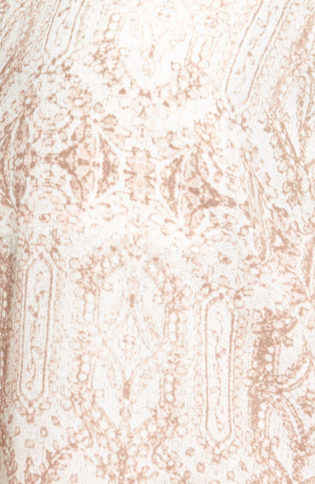 Alternate Image 5  - NYDJ Henley Blouse (Regular & Petite)
