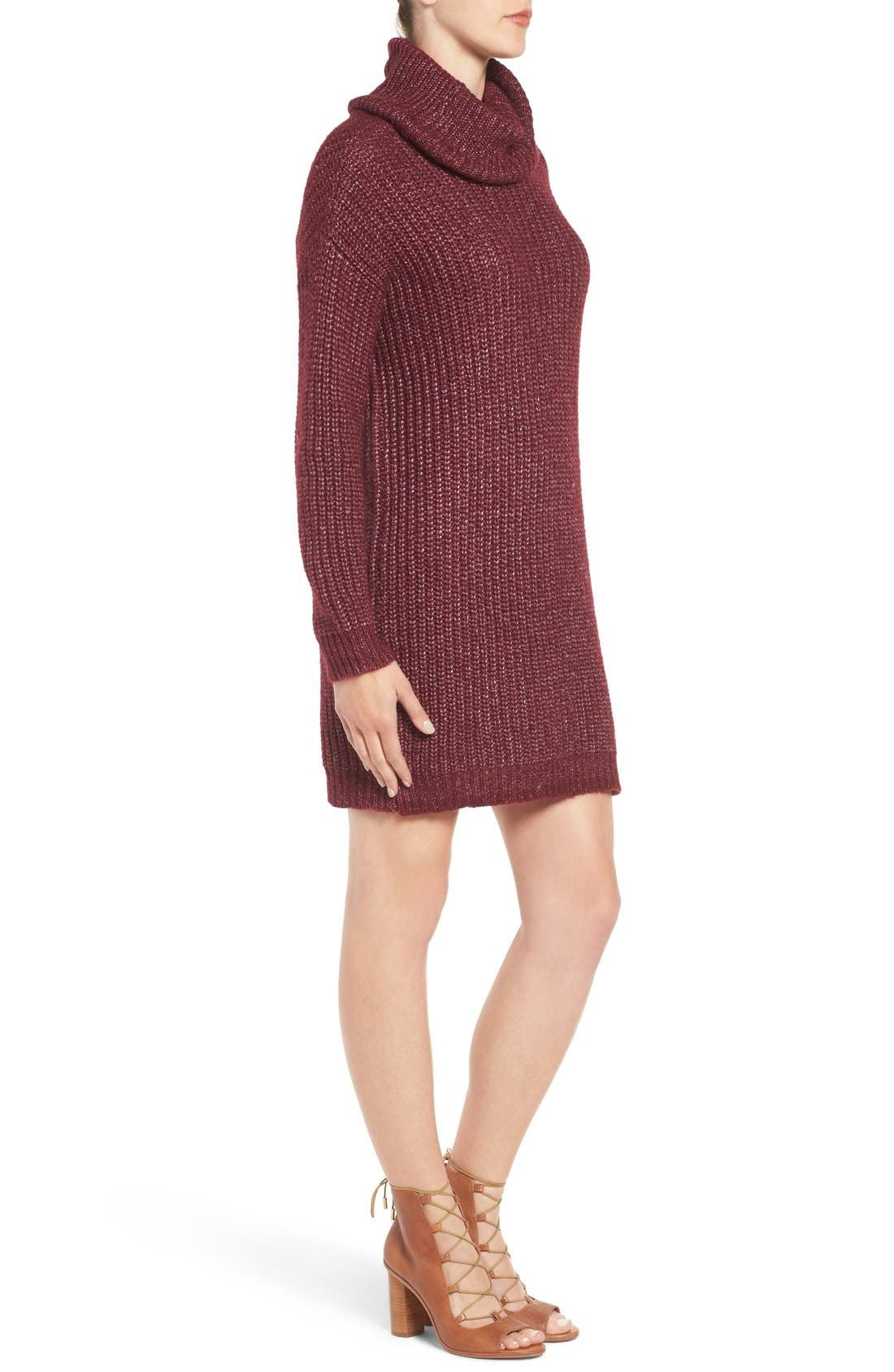 Alternate Image 4  - cupcakes and cashmere Ventura Sweater Dress