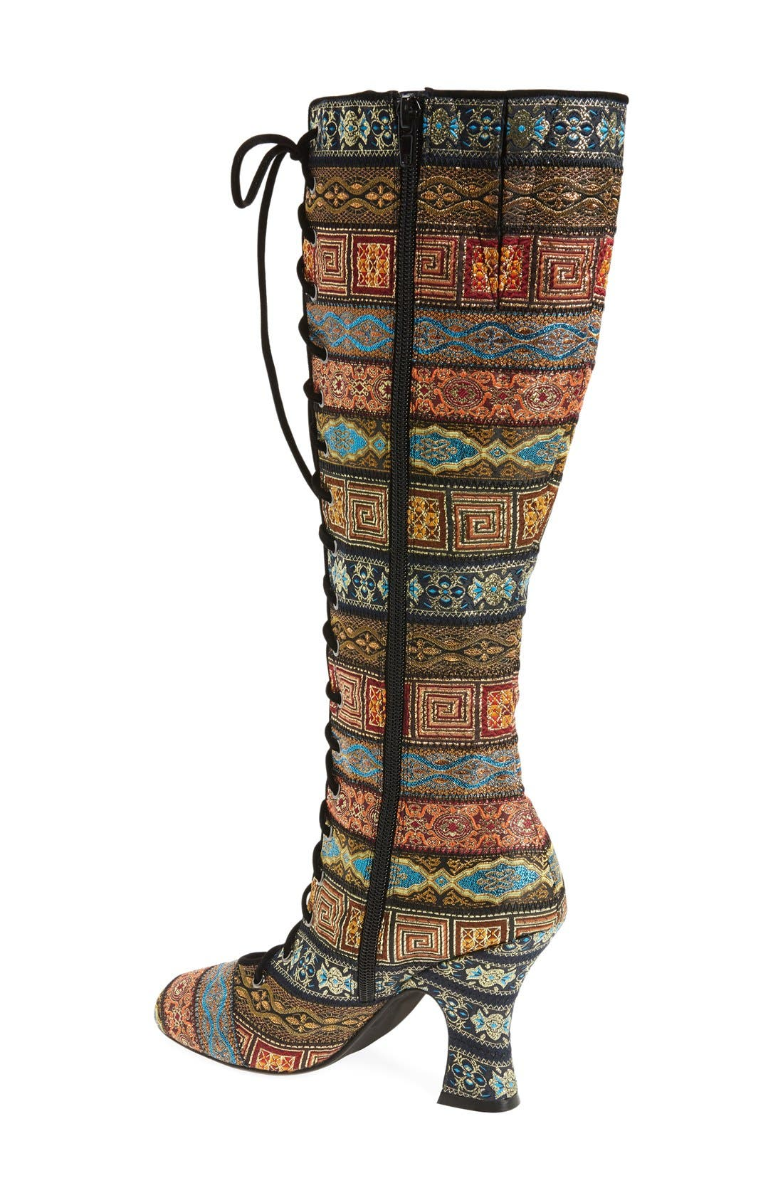 Alternate Image 2  - Jeffrey Campbell Jestyne Knee High Boot (Women)