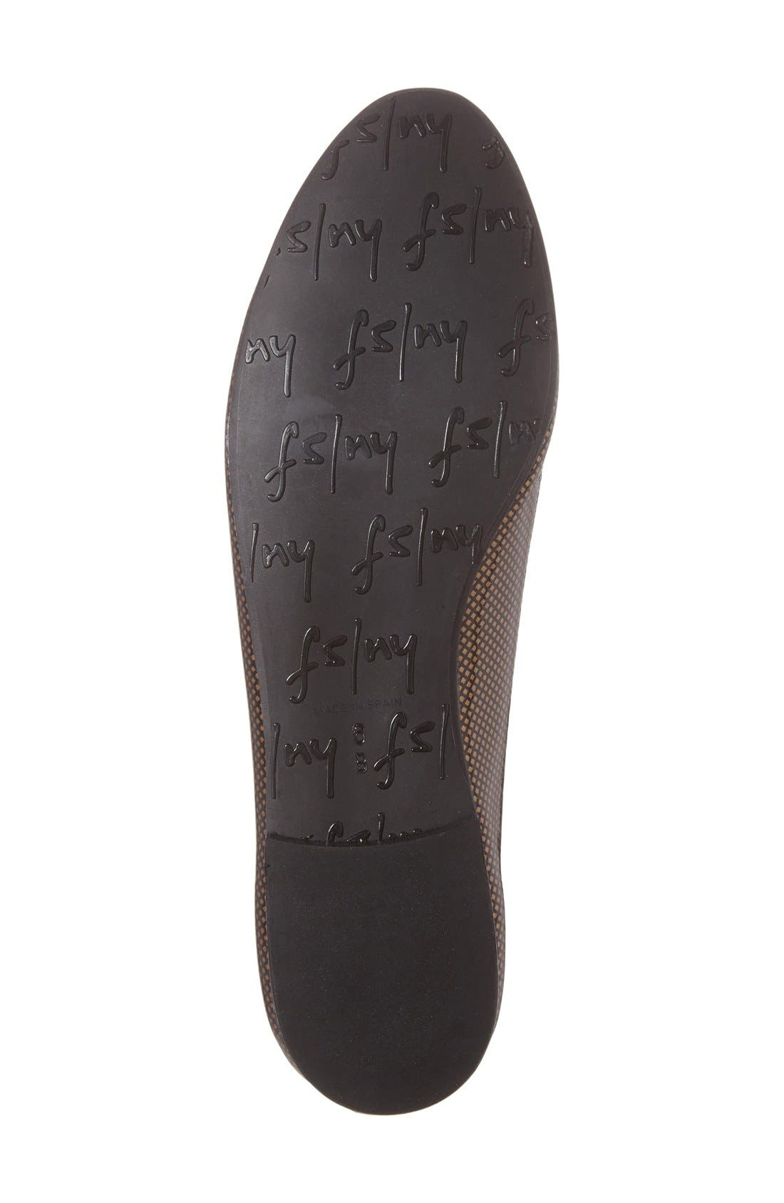 Alternate Image 4  - French Sole 'Jigsaw' Flat